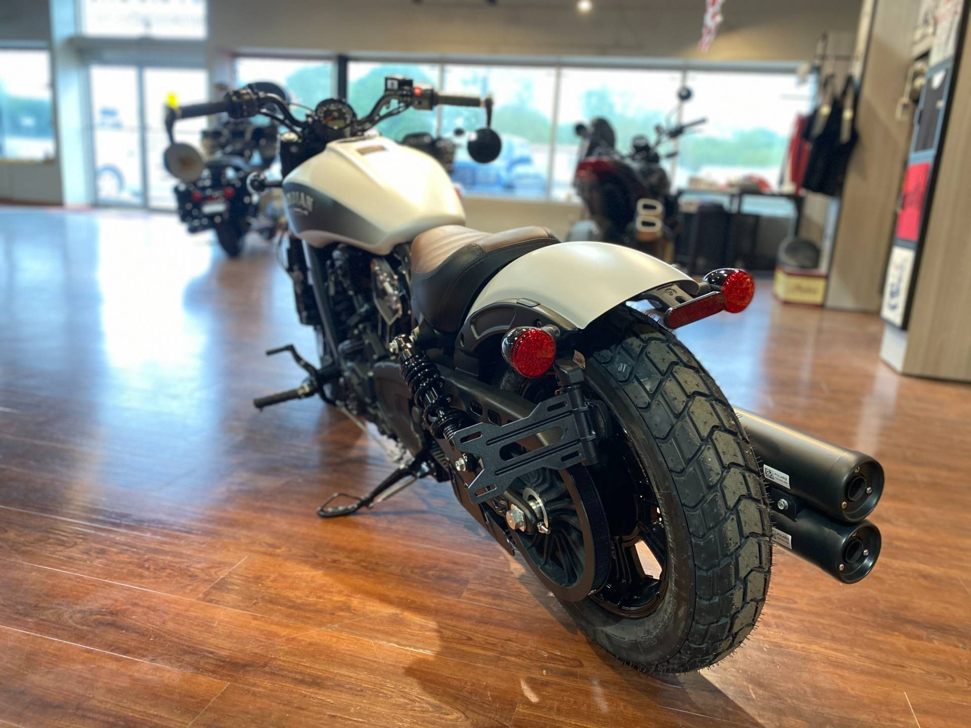 2021 Indian Scout® Bobber ABS in Greer, South Carolina - Photo 9