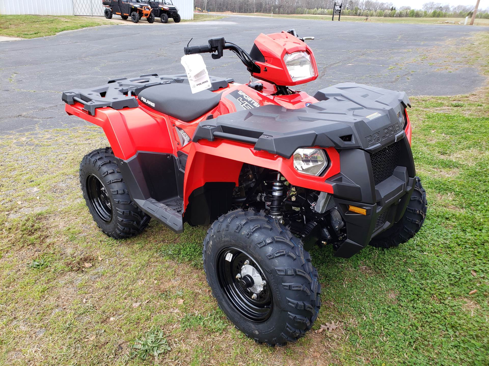 2019 Polaris Sportsman 450 H.O. for sale 4133
