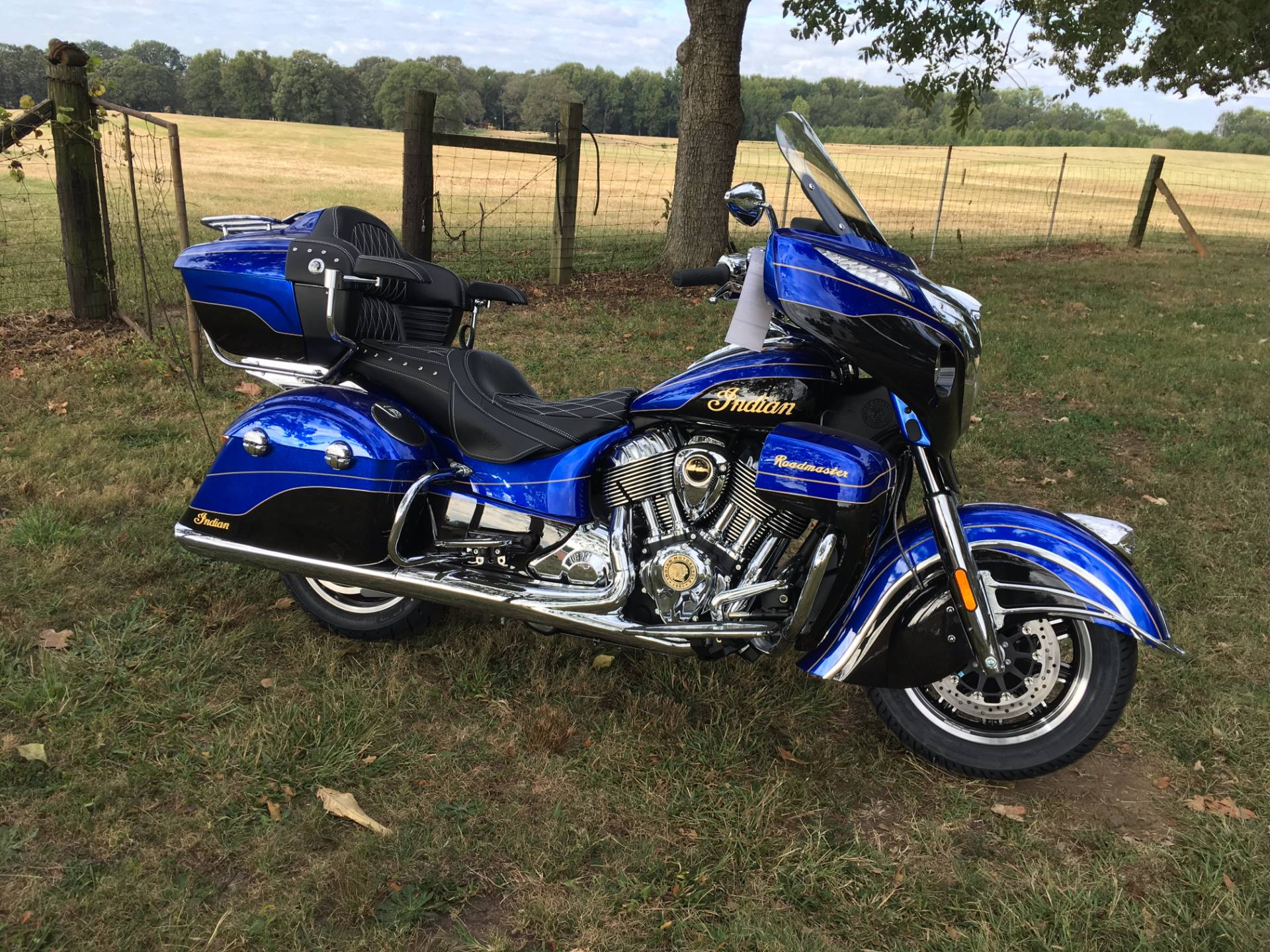 2018 Indian Roadmaster Elite for sale 6446