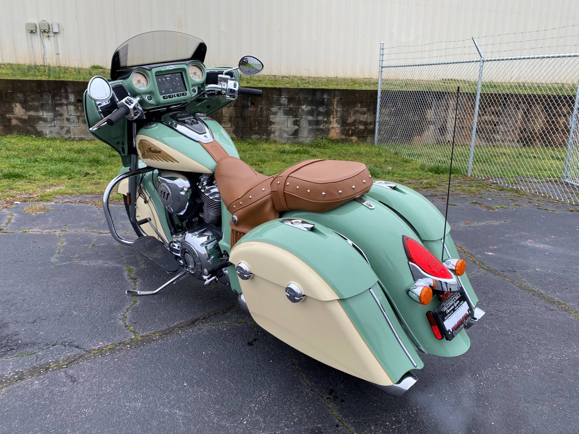 2020 Indian Chieftain Classic Icon Series - Photo 10