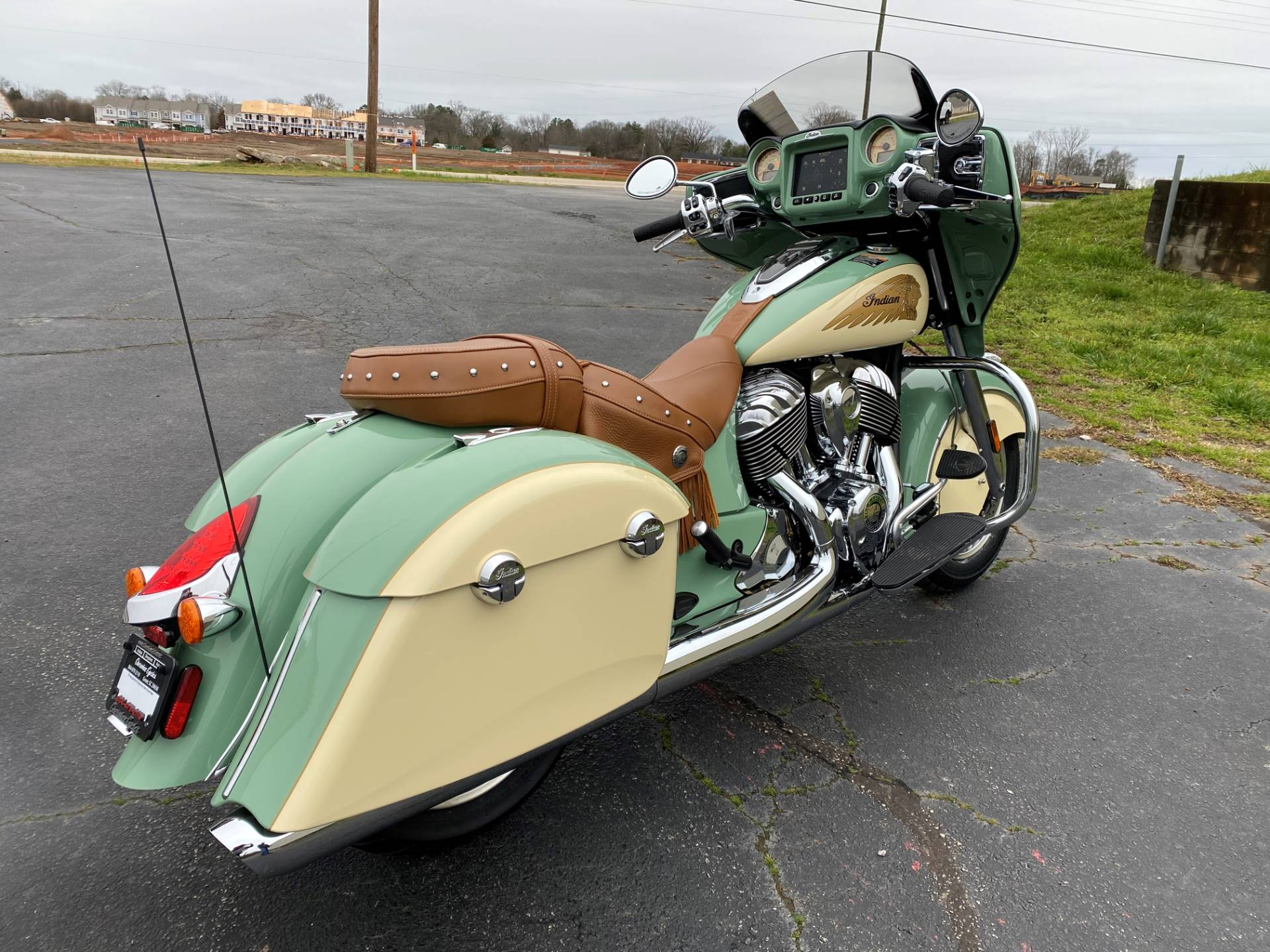 2020 Indian Chieftain Classic Icon Series - Photo 14