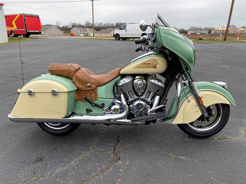 2020 Indian Chieftain Classic Icon Series - Photo 1