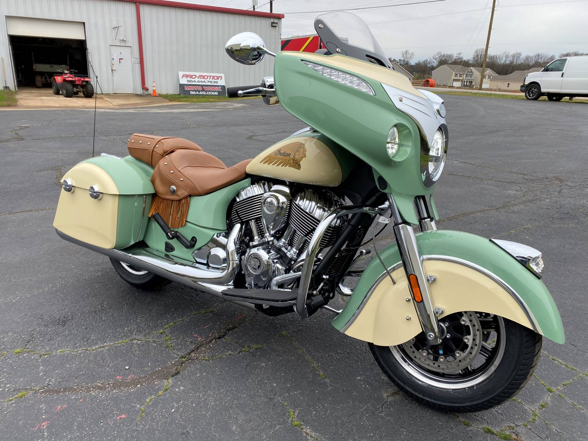 2020 Indian Chieftain Classic Icon Series - Photo 16