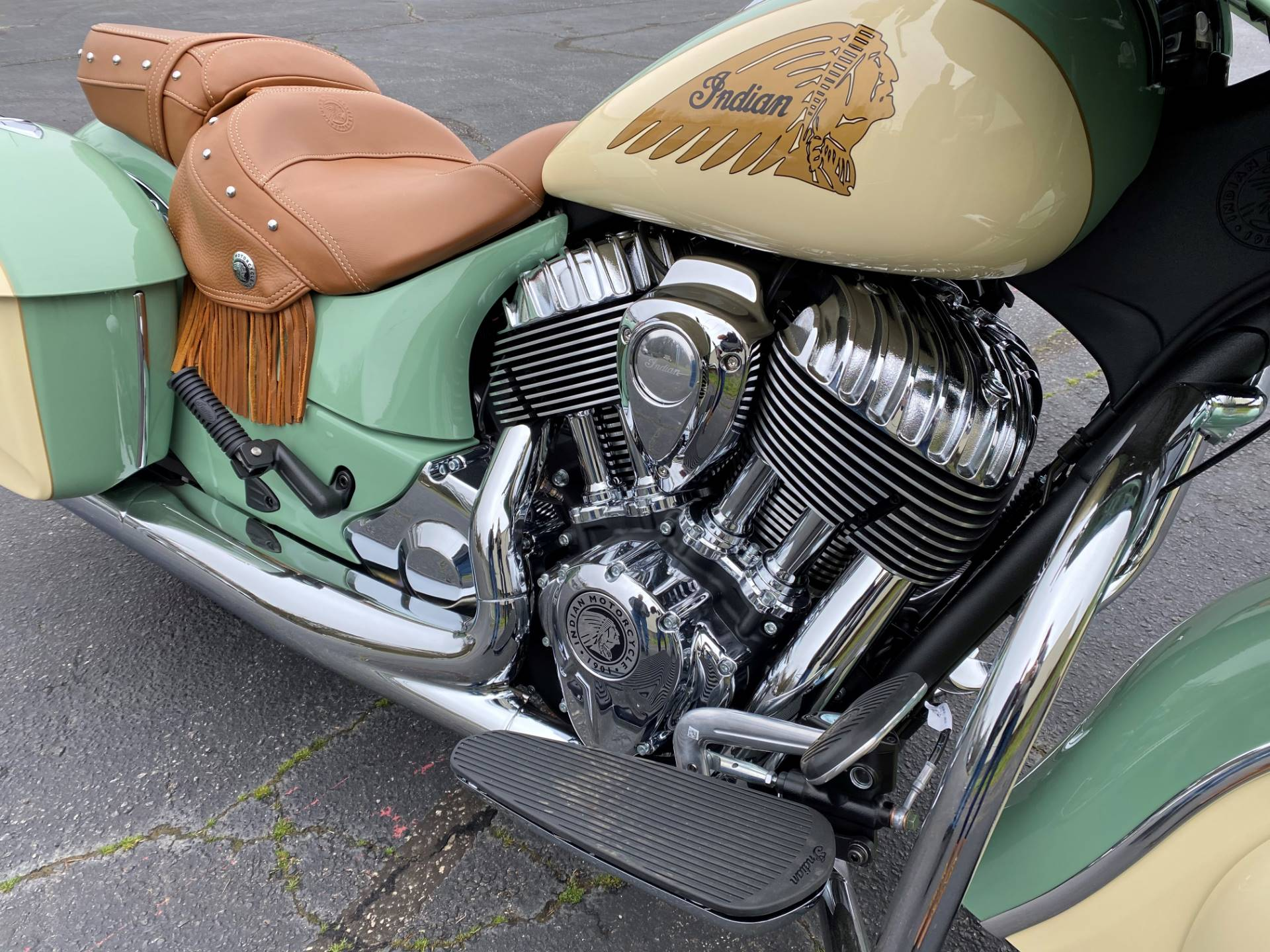 2020 Indian Chieftain Classic Icon Series - Photo 18
