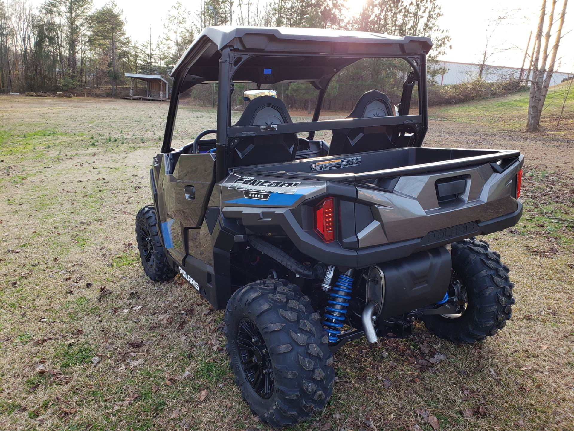 2019 Polaris General 1000 EPS Deluxe 10