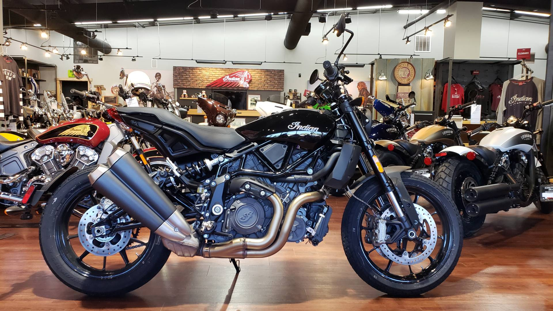 2019 Indian FTR™ 1200 in Greer, South Carolina - Photo 1