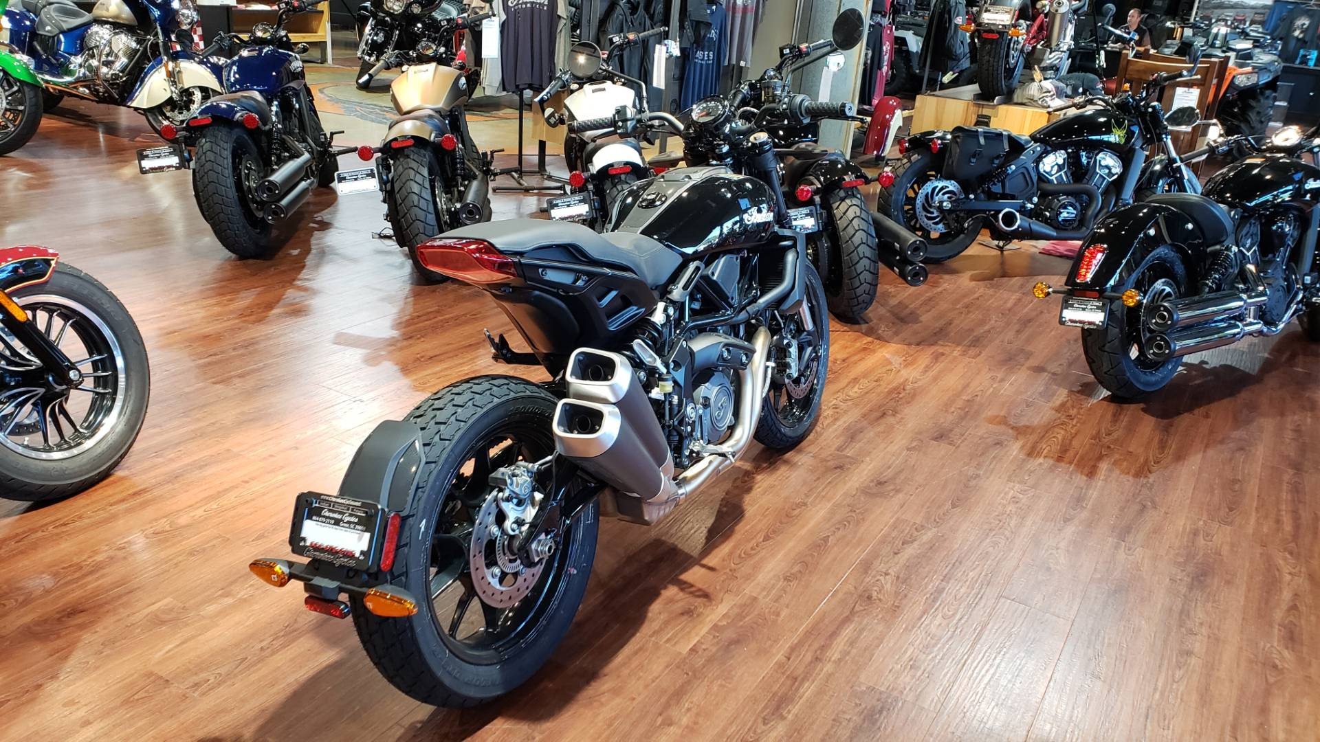 2019 Indian FTR™ 1200 in Greer, South Carolina - Photo 9