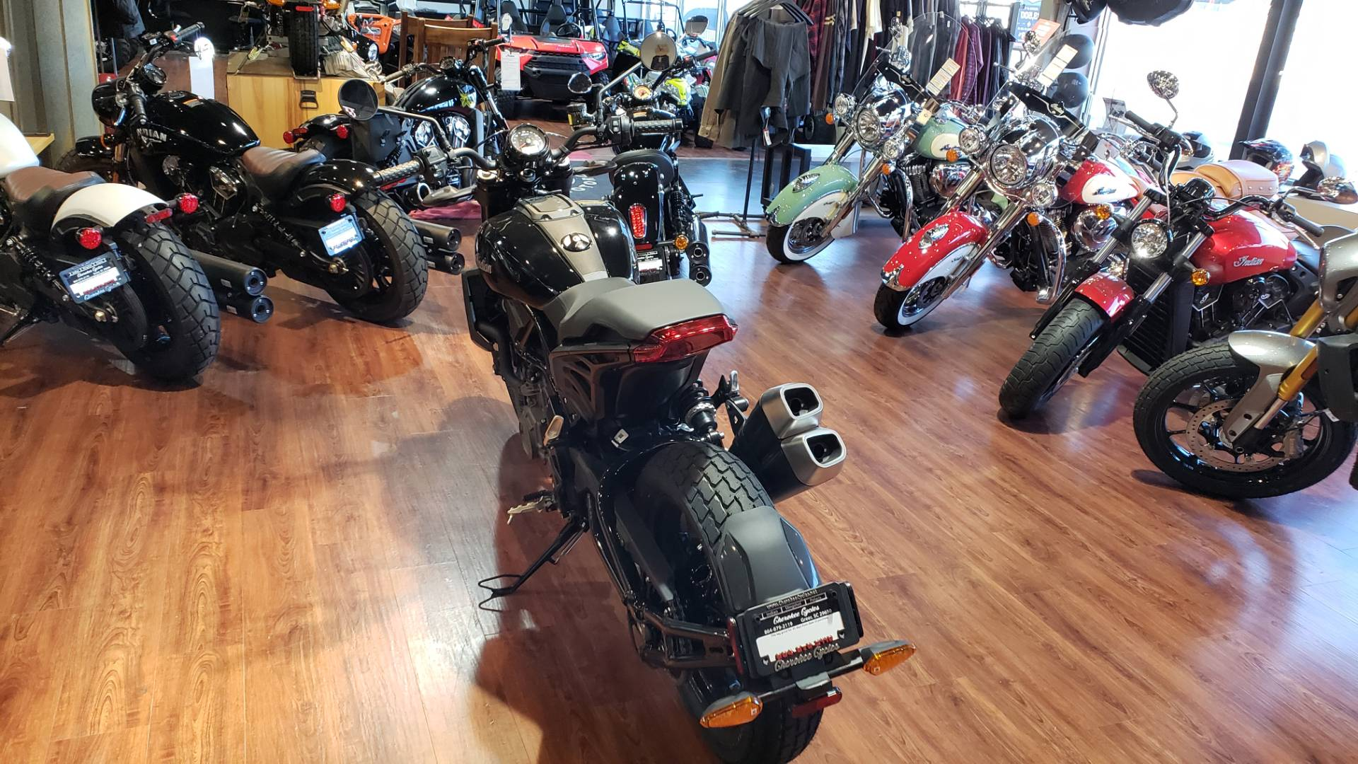 2019 Indian FTR™ 1200 in Greer, South Carolina - Photo 12