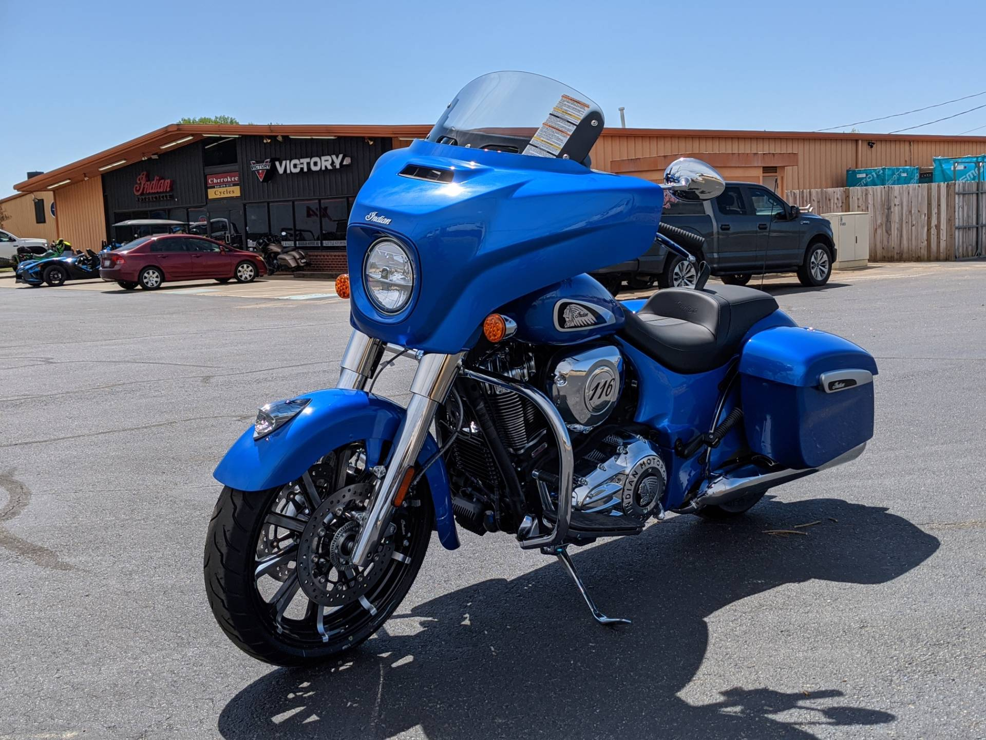 2020 Indian Chieftain Limited - Photo 4