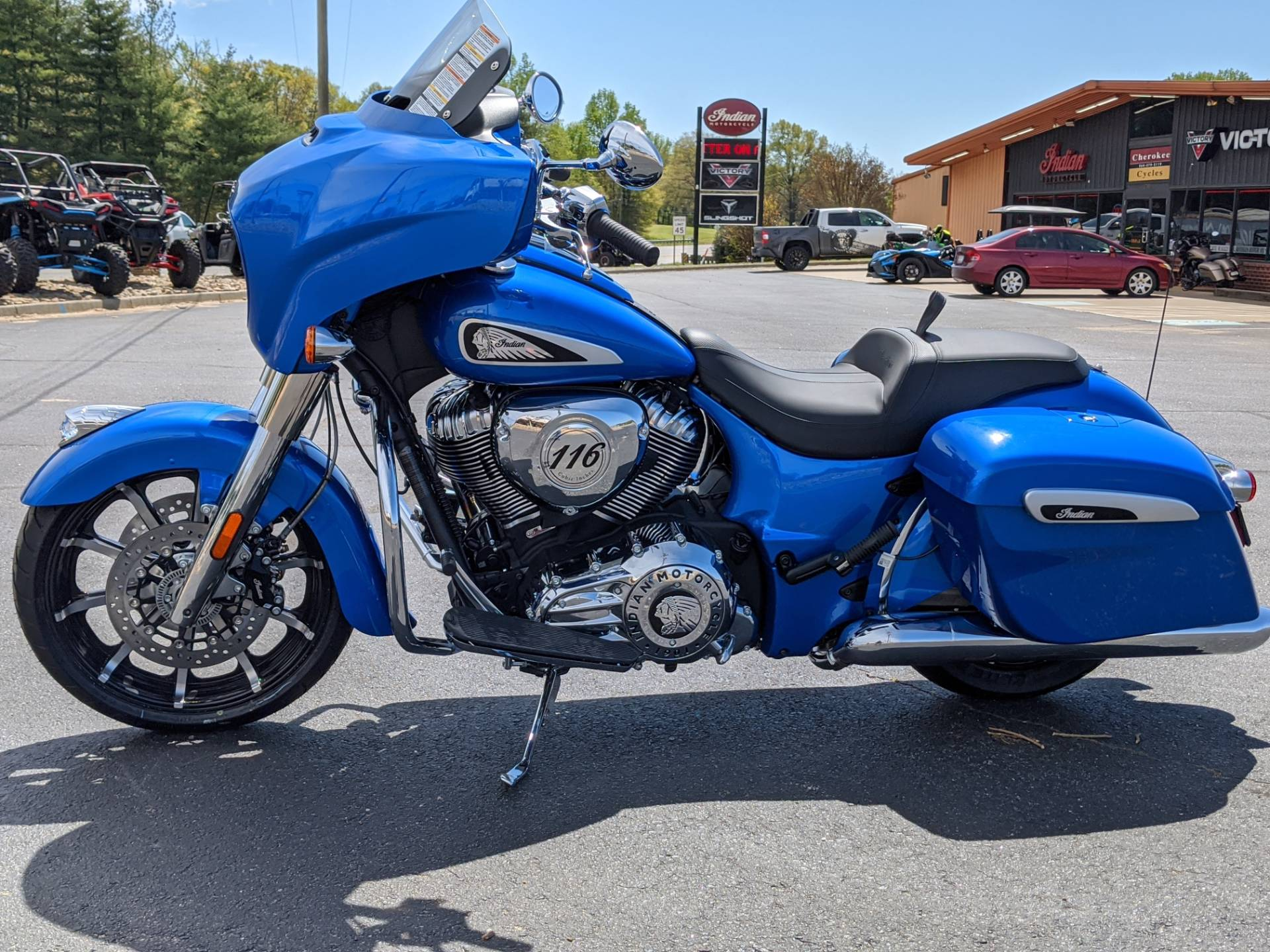 2020 Indian Chieftain Limited - Photo 5