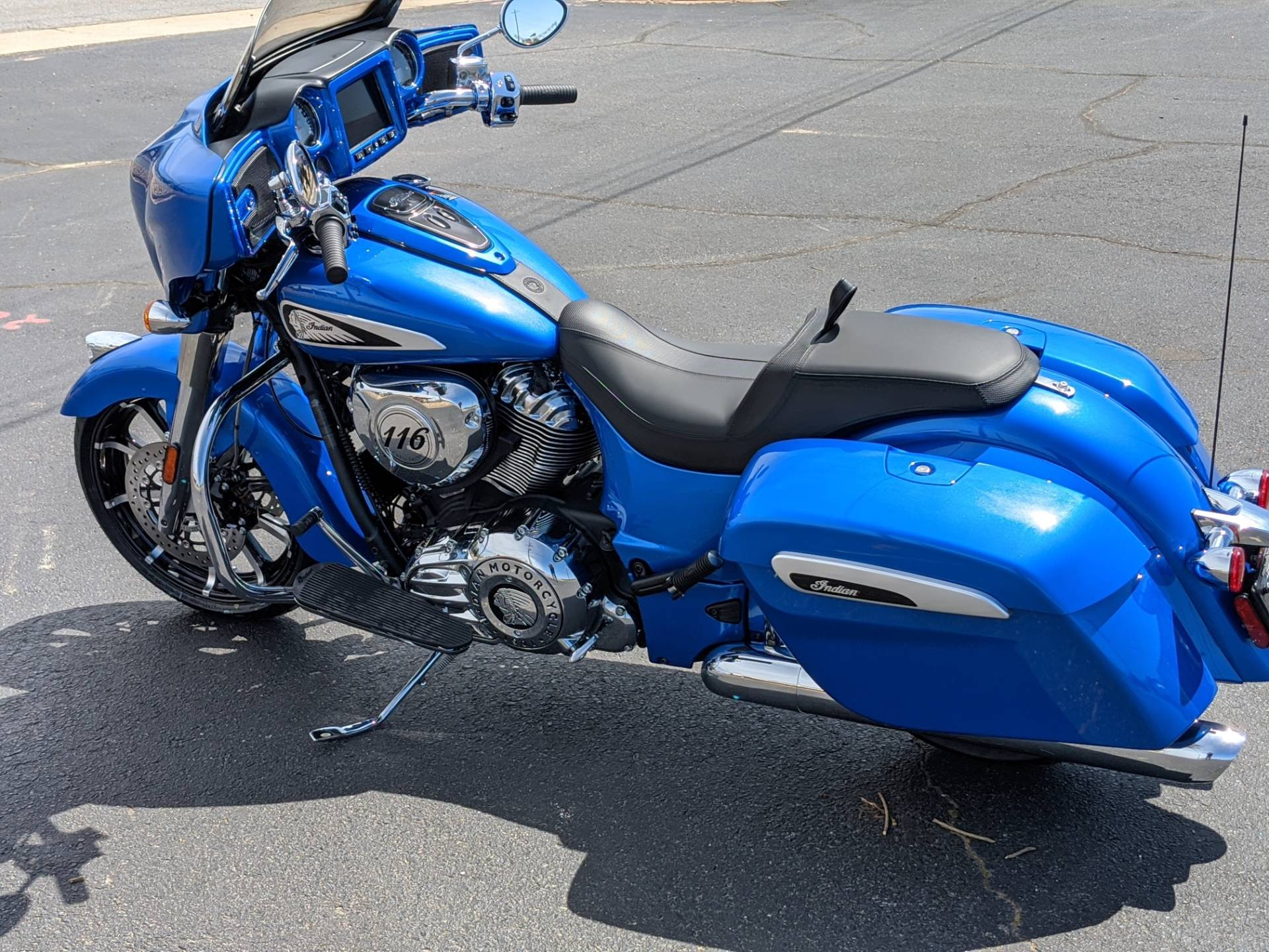 2020 Indian Chieftain Limited - Photo 6