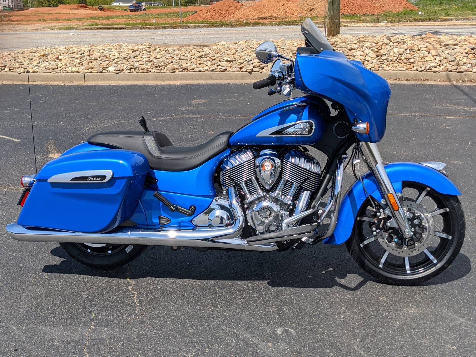 2020 Indian Chieftain Limited - Photo 1
