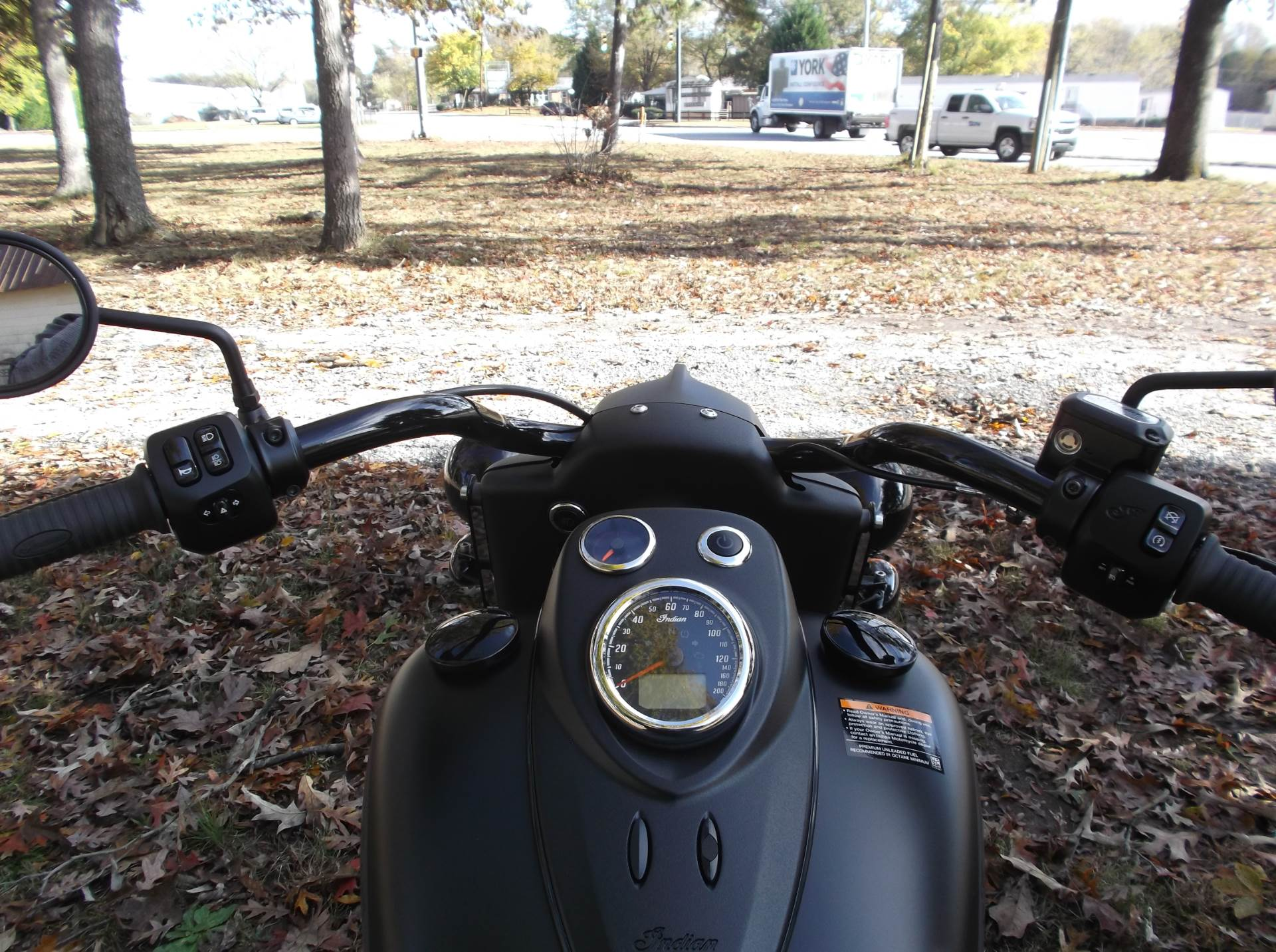 2019 Indian Springfield® Dark Horse® ABS in Greer, South Carolina - Photo 21