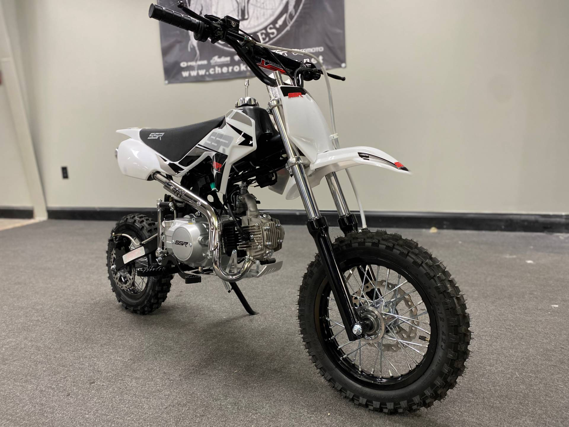 2021 SSR Motorsports SR110DX in Greer, South Carolina - Photo 1