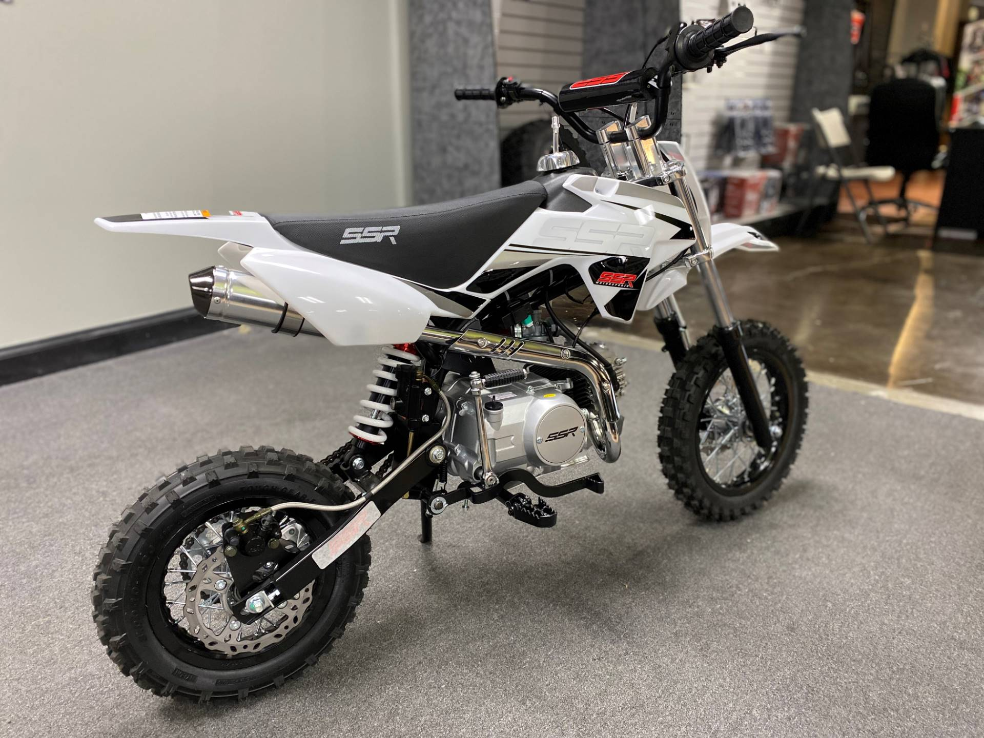 2021 SSR Motorsports SR110DX in Greer, South Carolina - Photo 6