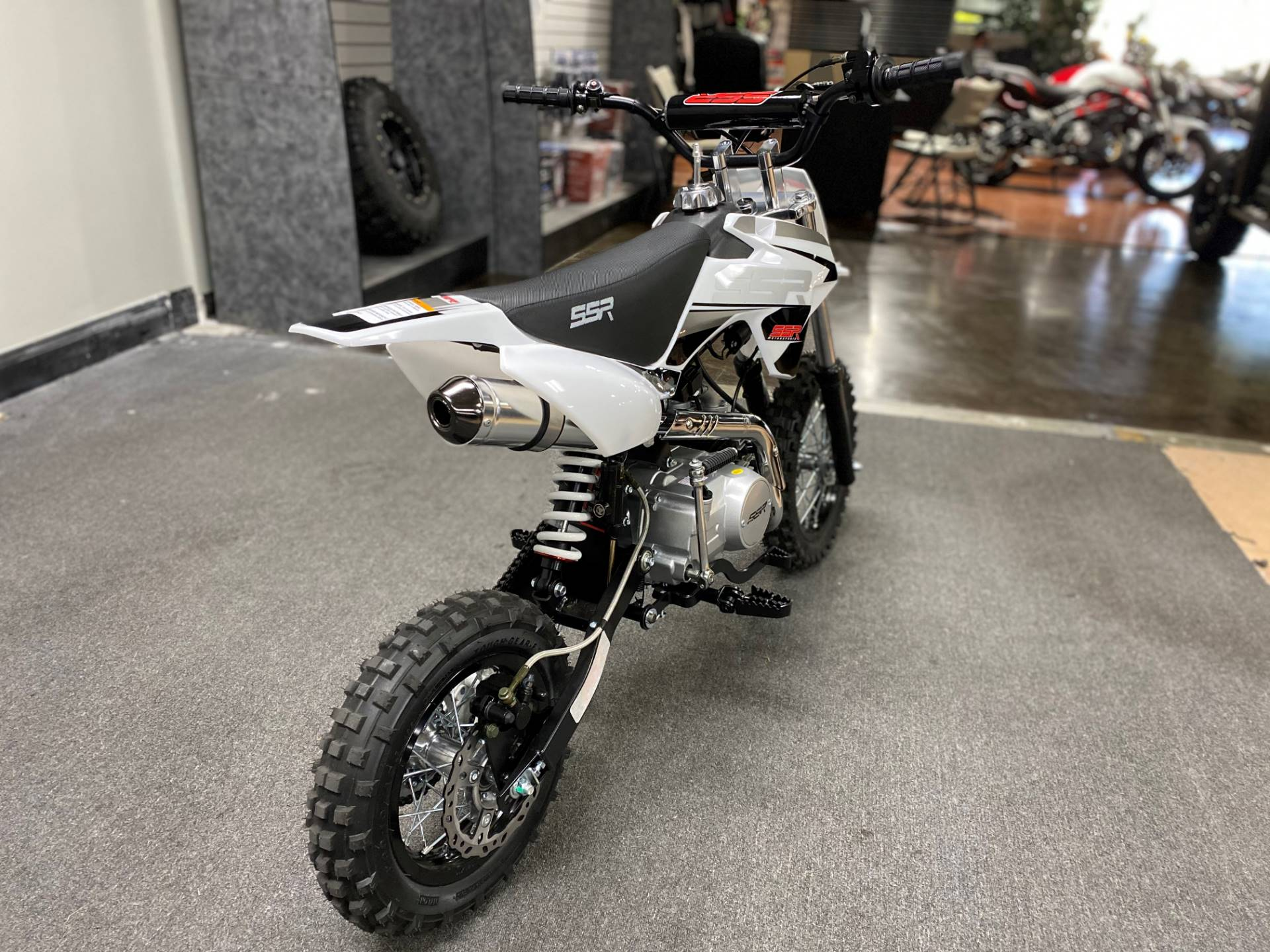 2021 SSR Motorsports SR110DX in Greer, South Carolina - Photo 7