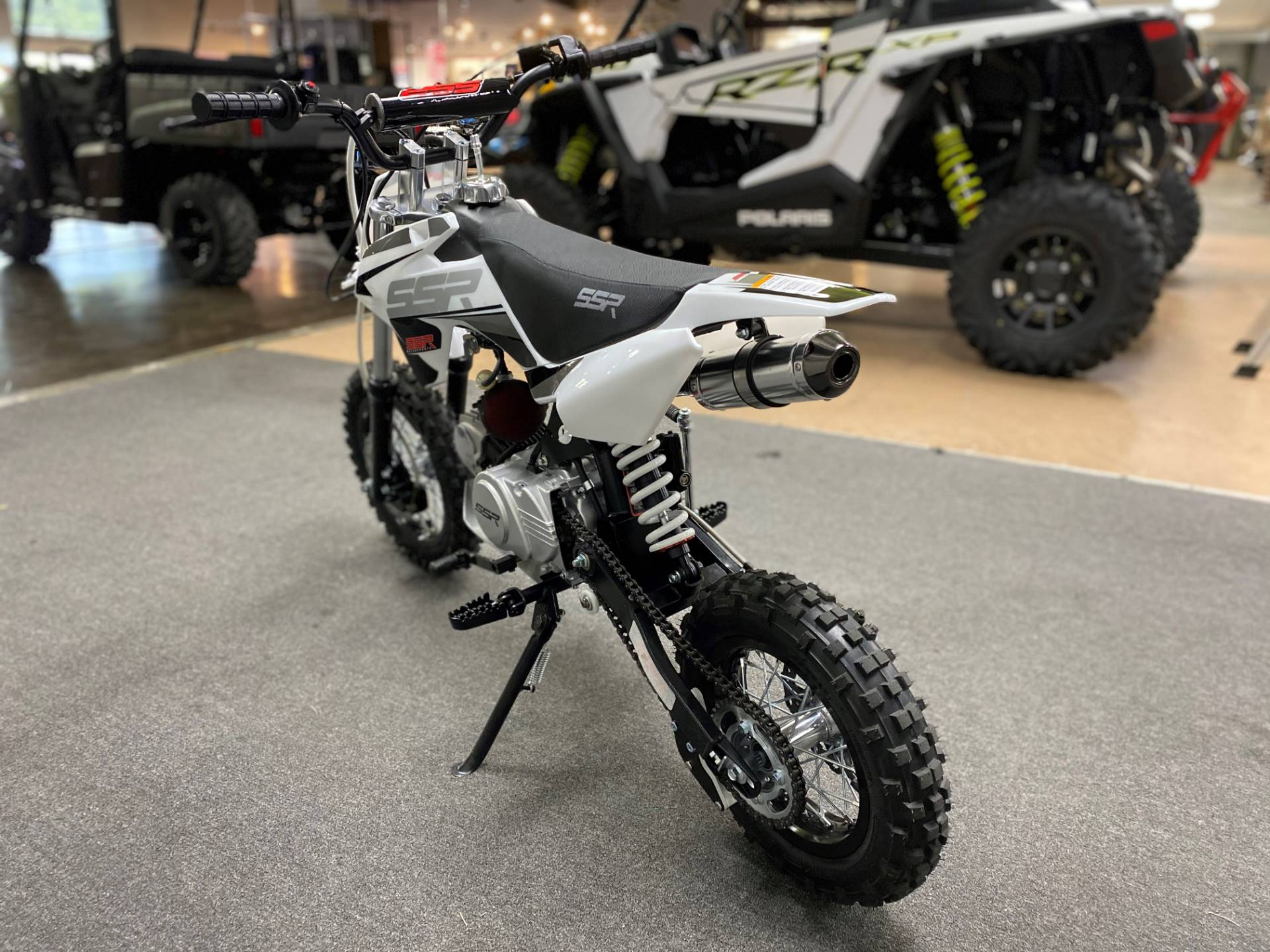 2021 SSR Motorsports SR110DX in Greer, South Carolina - Photo 9