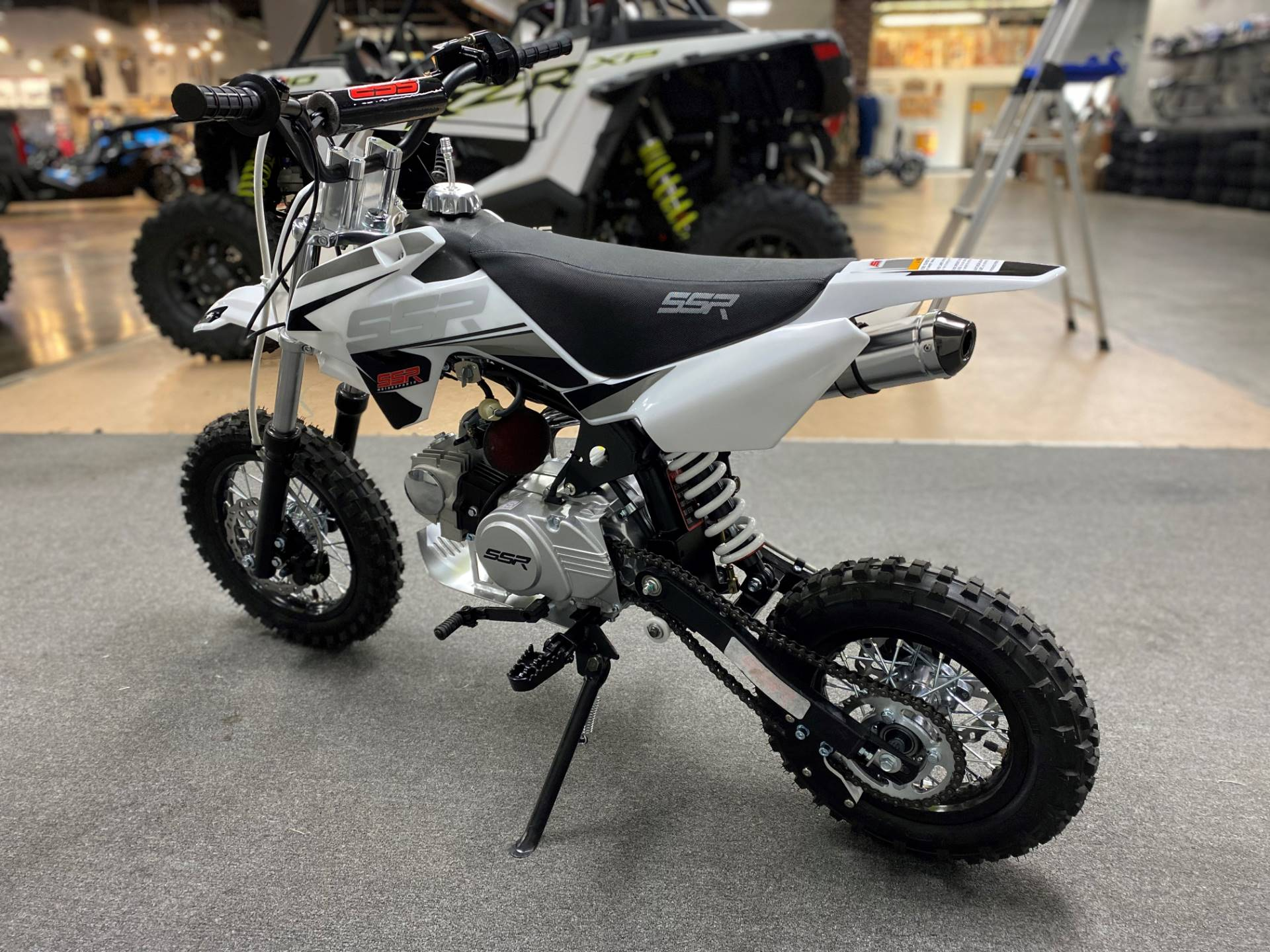 2021 SSR Motorsports SR110DX in Greer, South Carolina - Photo 10