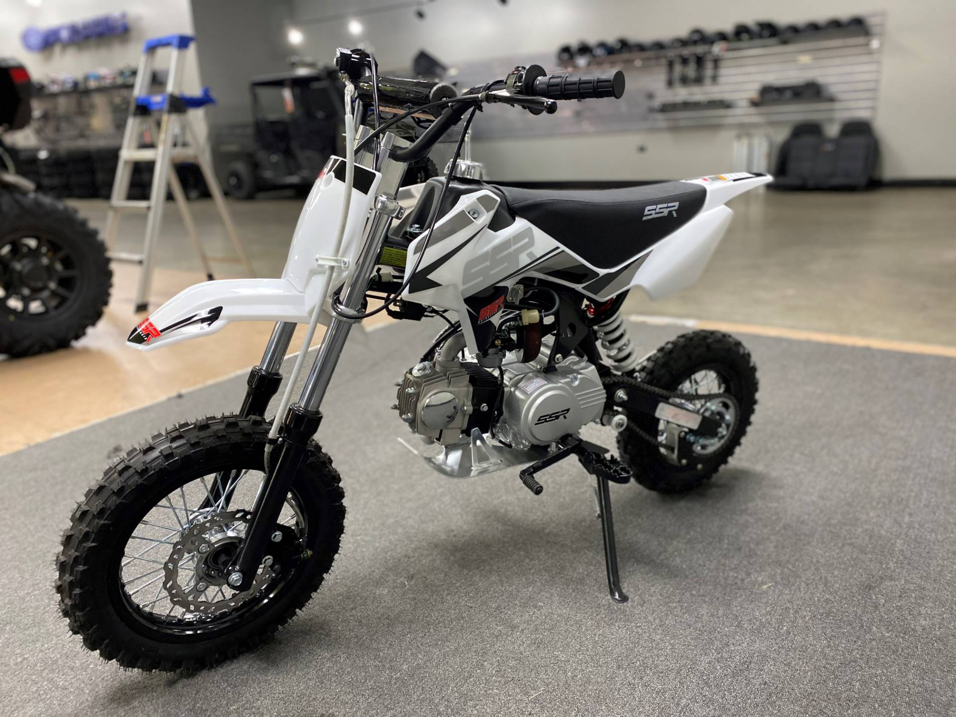 2021 SSR Motorsports SR110DX in Greer, South Carolina - Photo 12