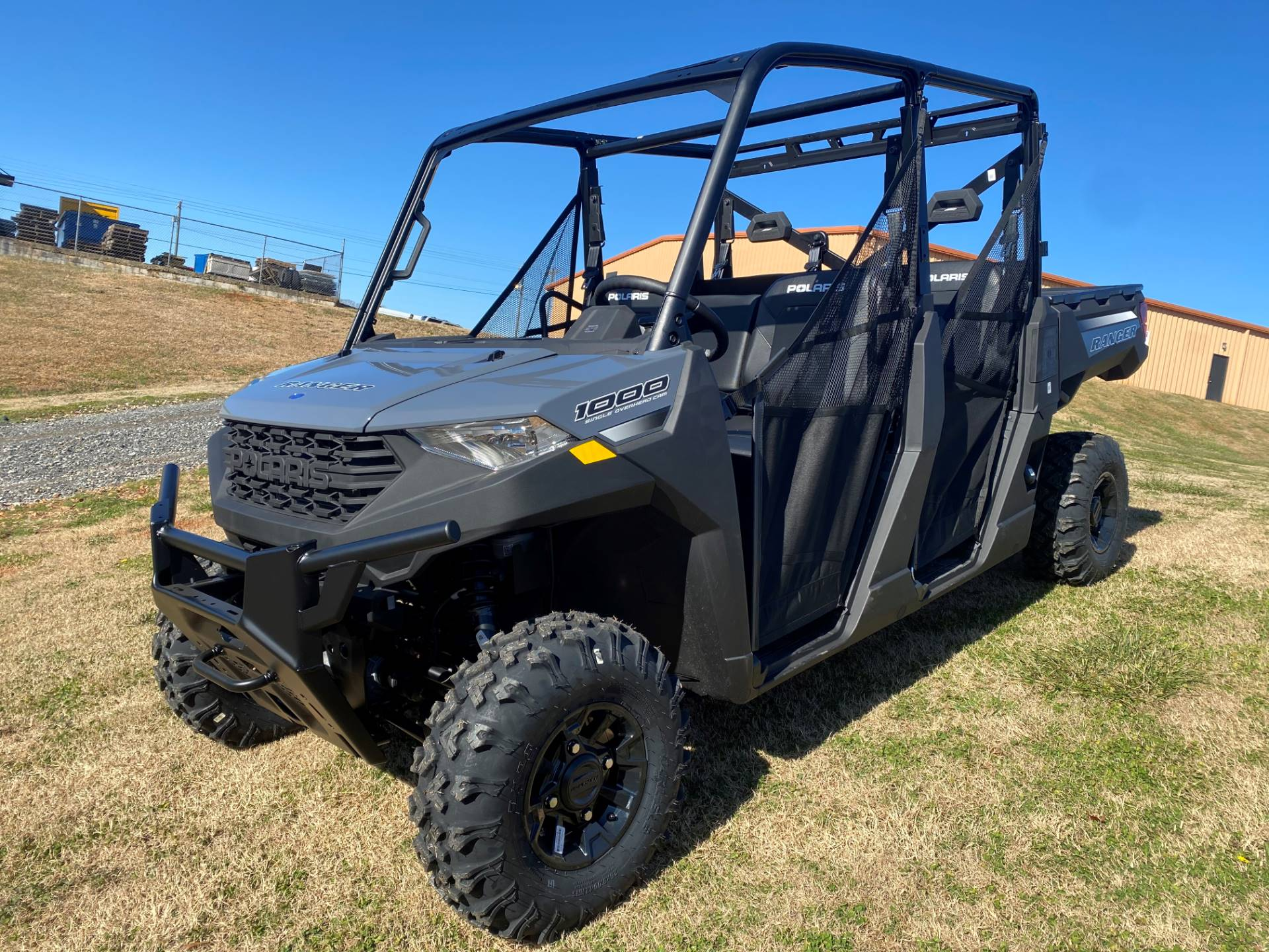 2021 Polaris Ranger Crew 1000 Premium in Greer, South Carolina - Photo 3
