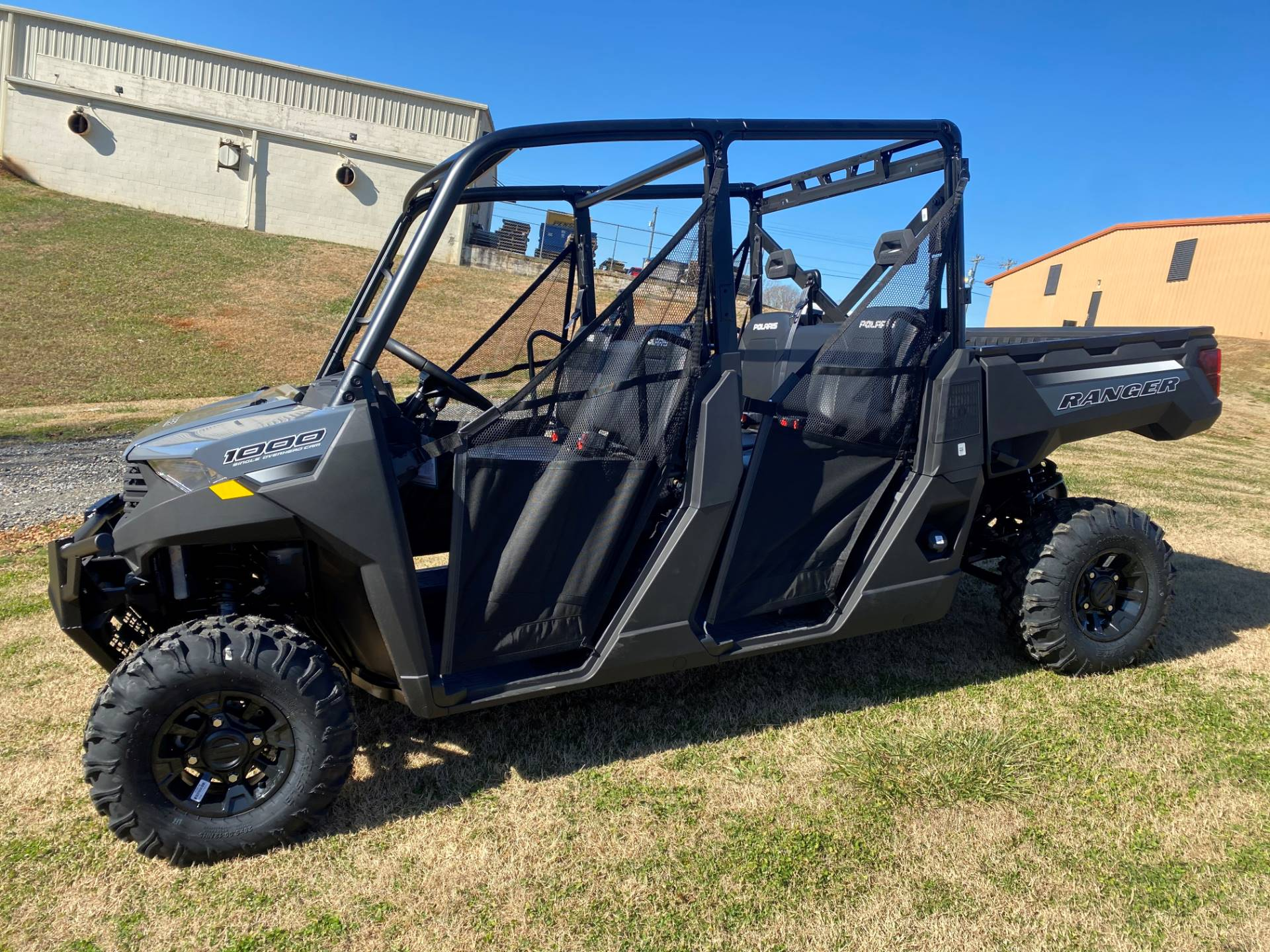2021 Polaris Ranger Crew 1000 Premium in Greer, South Carolina - Photo 4