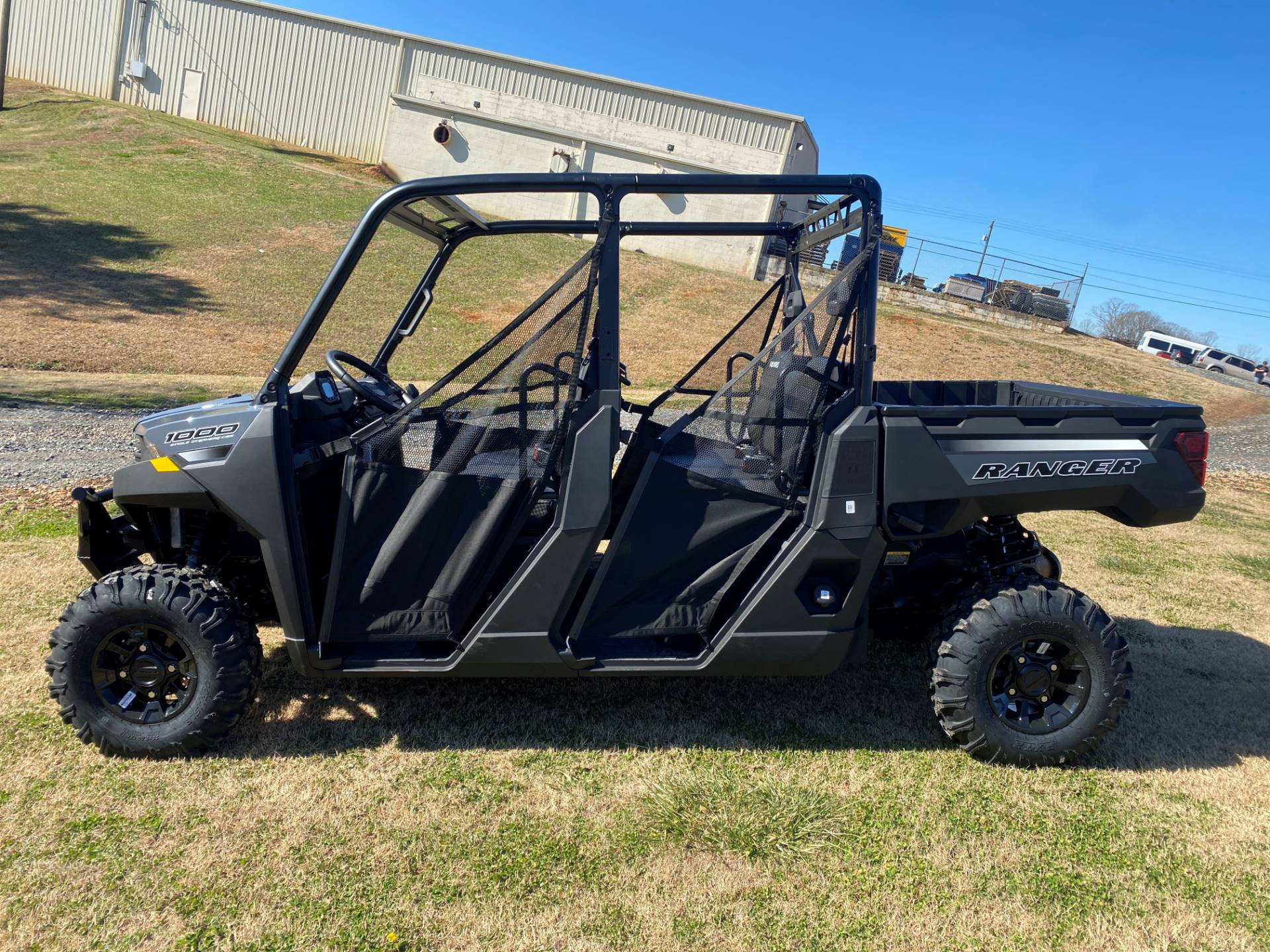 2021 Polaris Ranger Crew 1000 Premium in Greer, South Carolina - Photo 5