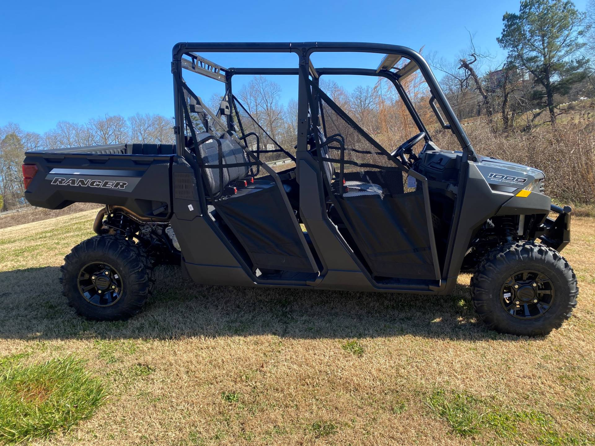 2021 Polaris Ranger Crew 1000 Premium in Greer, South Carolina - Photo 11