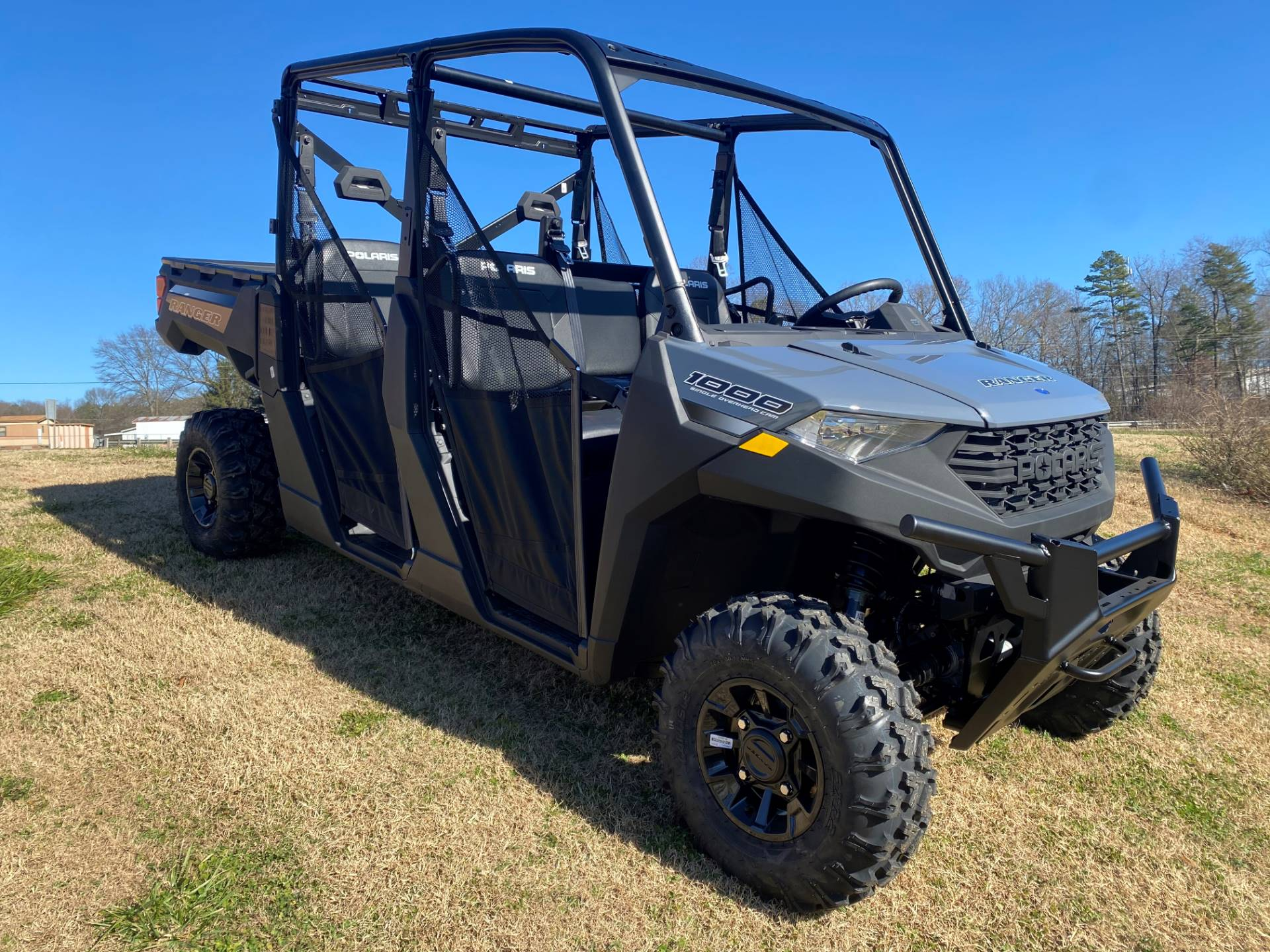 2021 Polaris Ranger Crew 1000 Premium in Greer, South Carolina - Photo 12