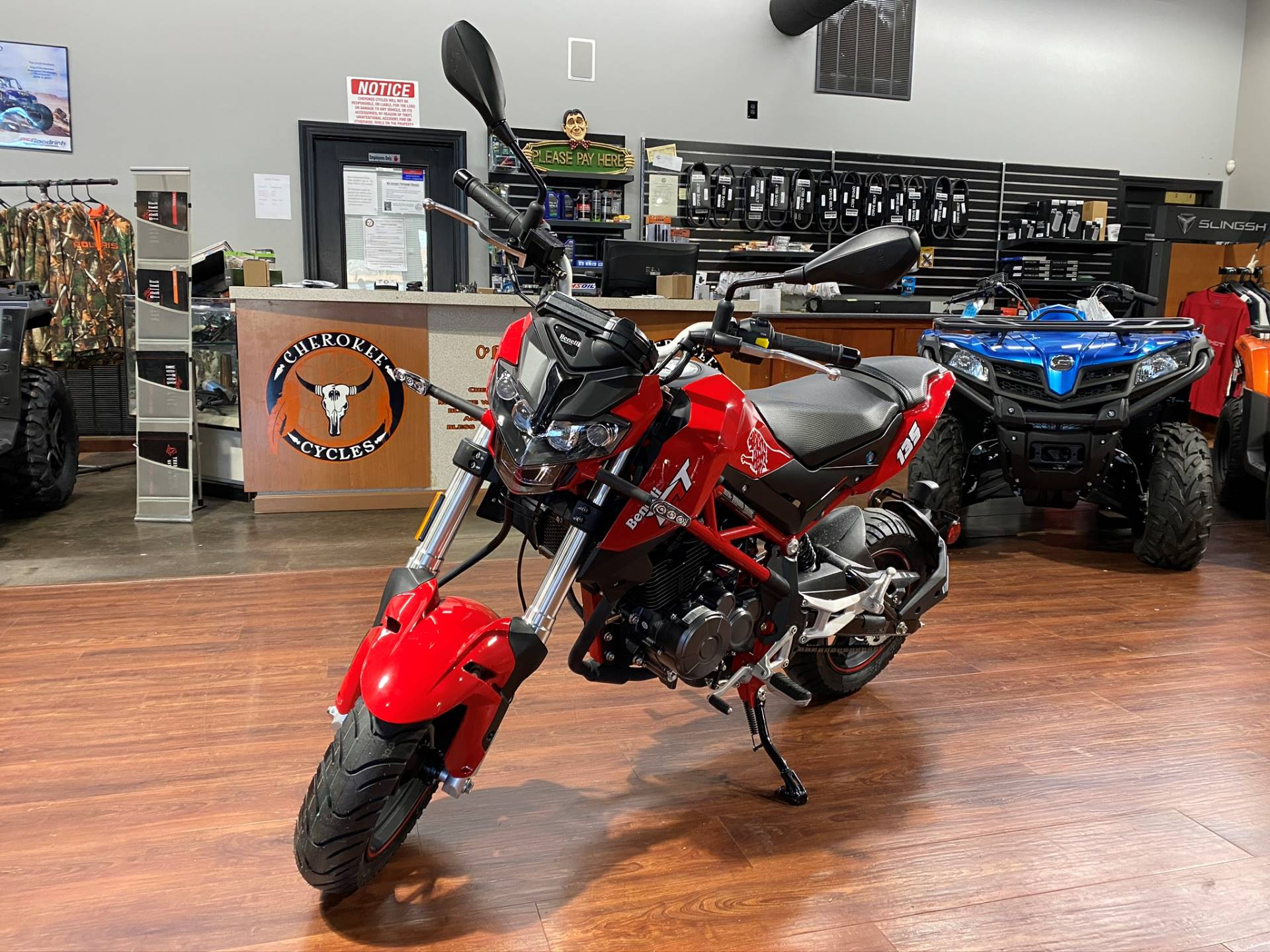 2020 Benelli TNT135 in Greer, South Carolina - Photo 2