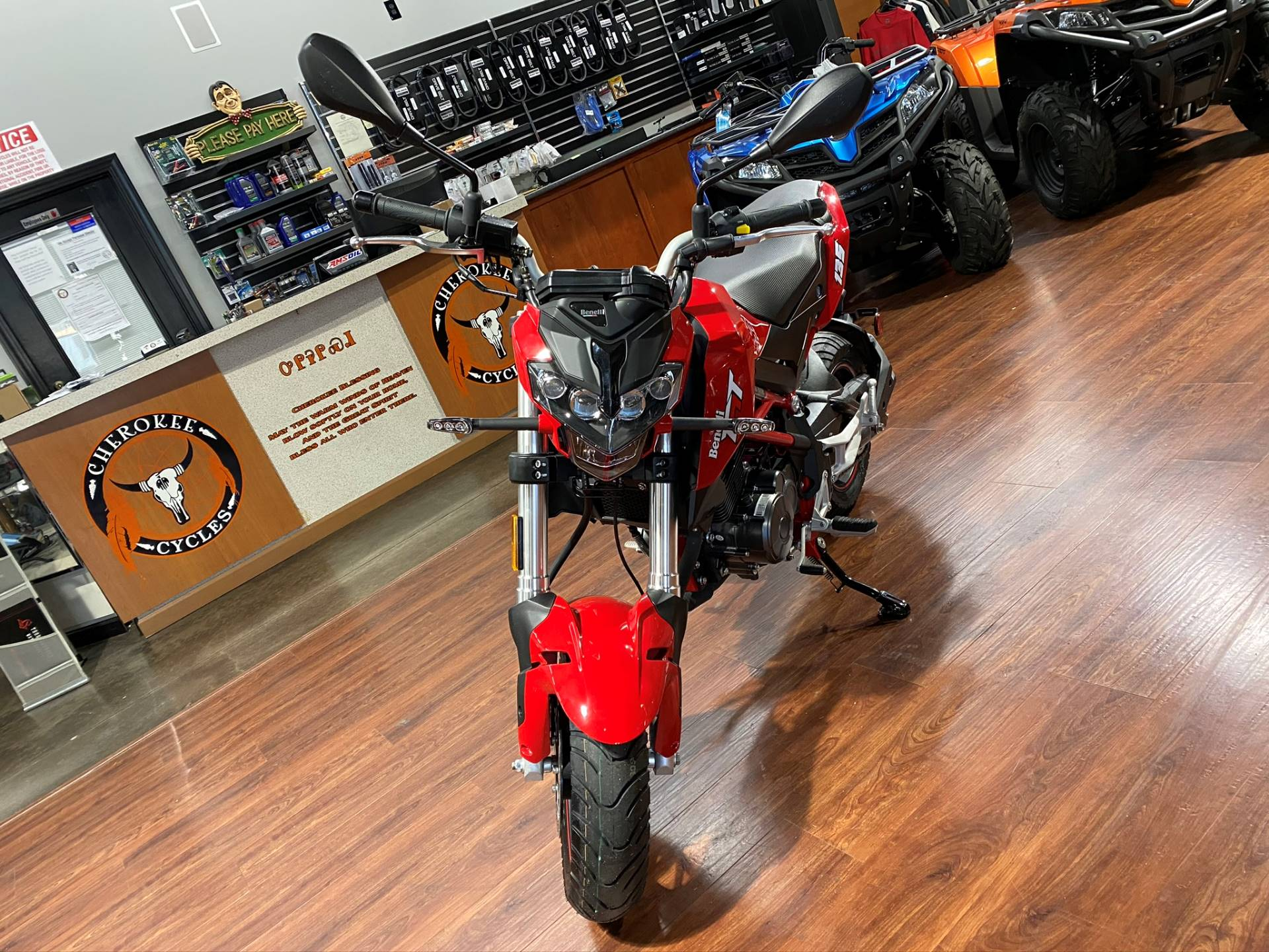 2020 Benelli TNT135 in Greer, South Carolina - Photo 4