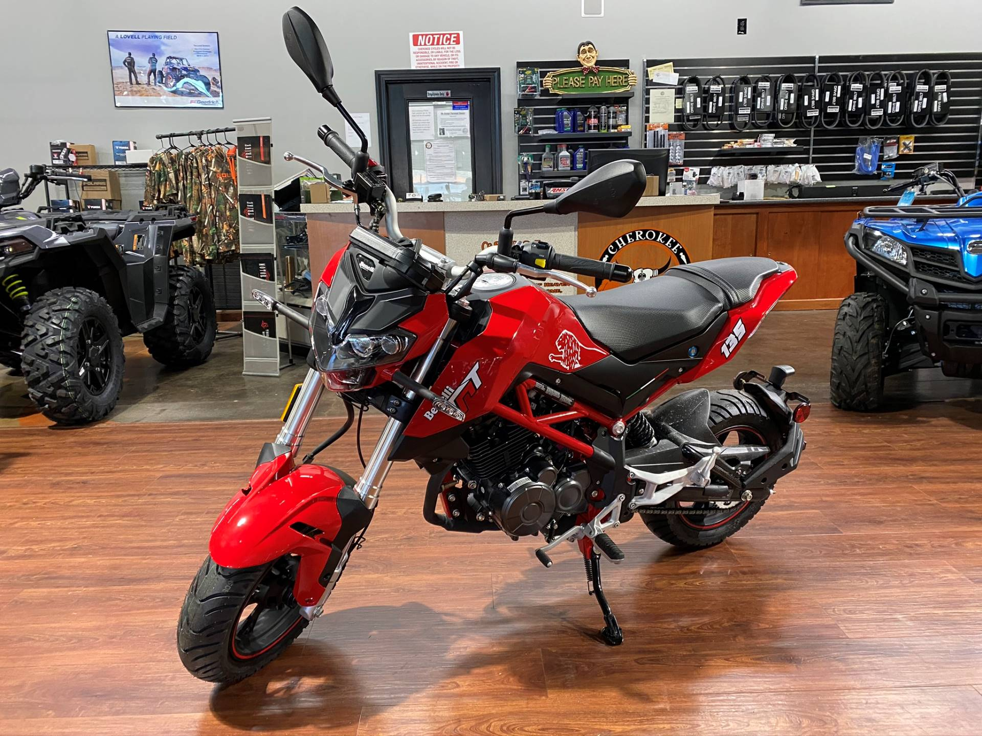 2020 Benelli TNT135 in Greer, South Carolina - Photo 5