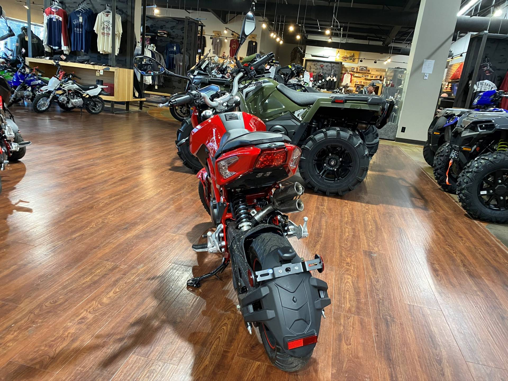 2020 Benelli TNT135 in Greer, South Carolina - Photo 9