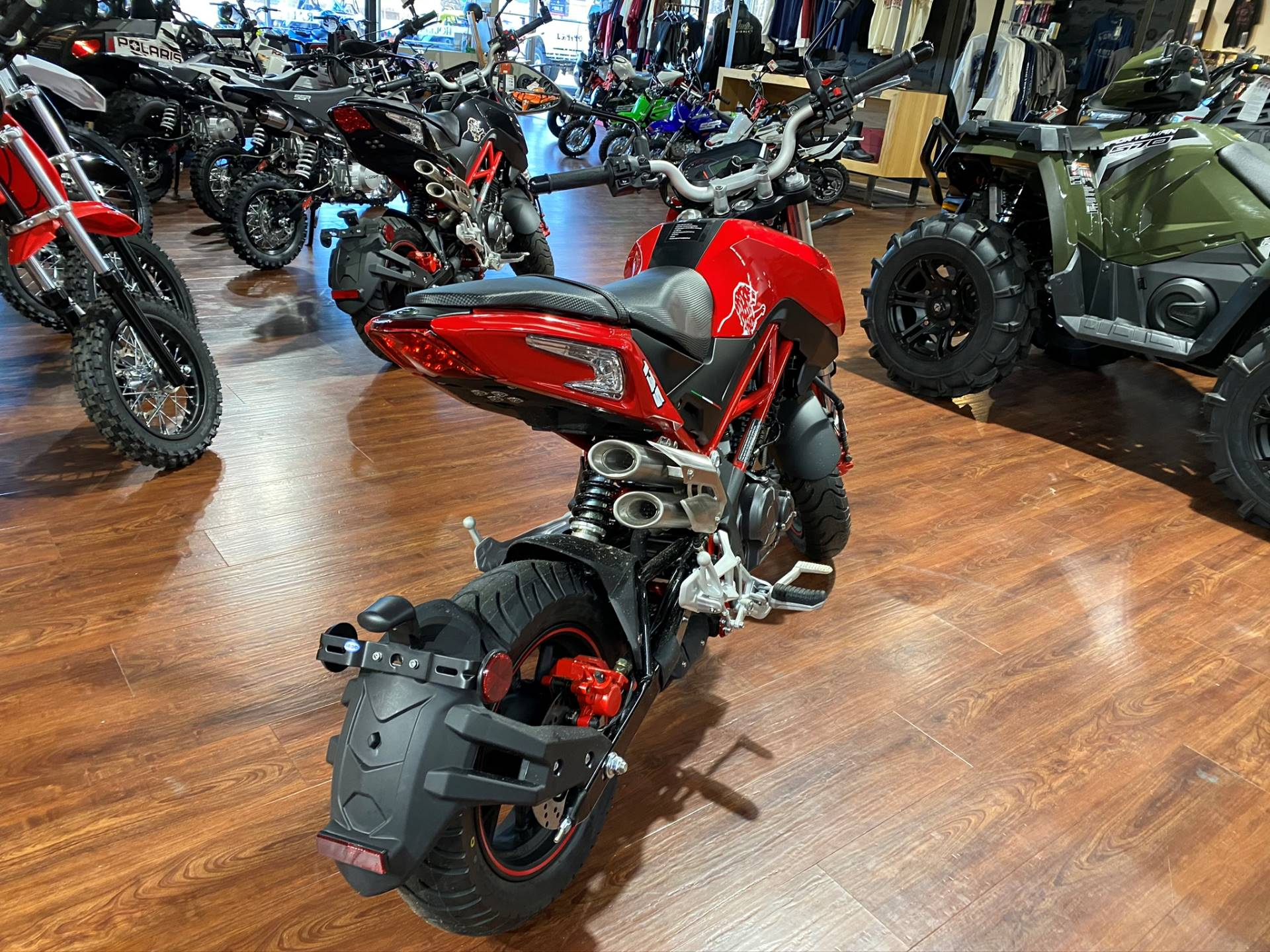 2020 Benelli TNT135 in Greer, South Carolina - Photo 11