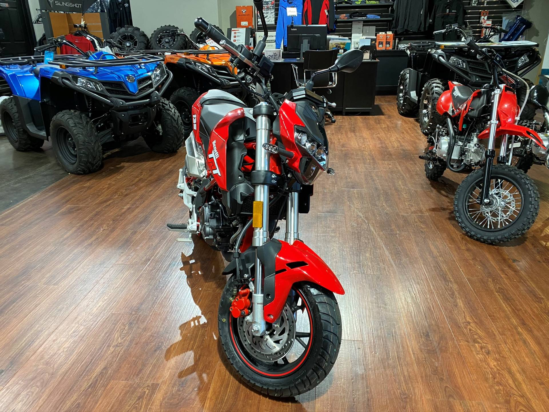 2020 Benelli TNT135 in Greer, South Carolina - Photo 16