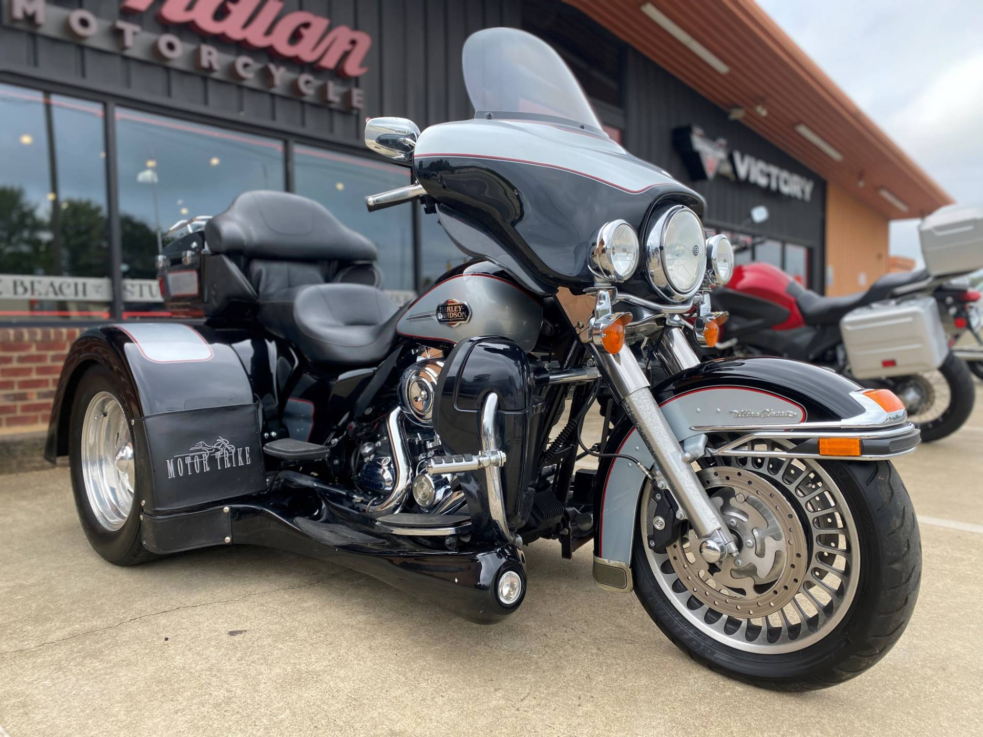 2011 Harley-Davidson Ultra Classic® Electra Glide® in Greer, South Carolina - Photo 1