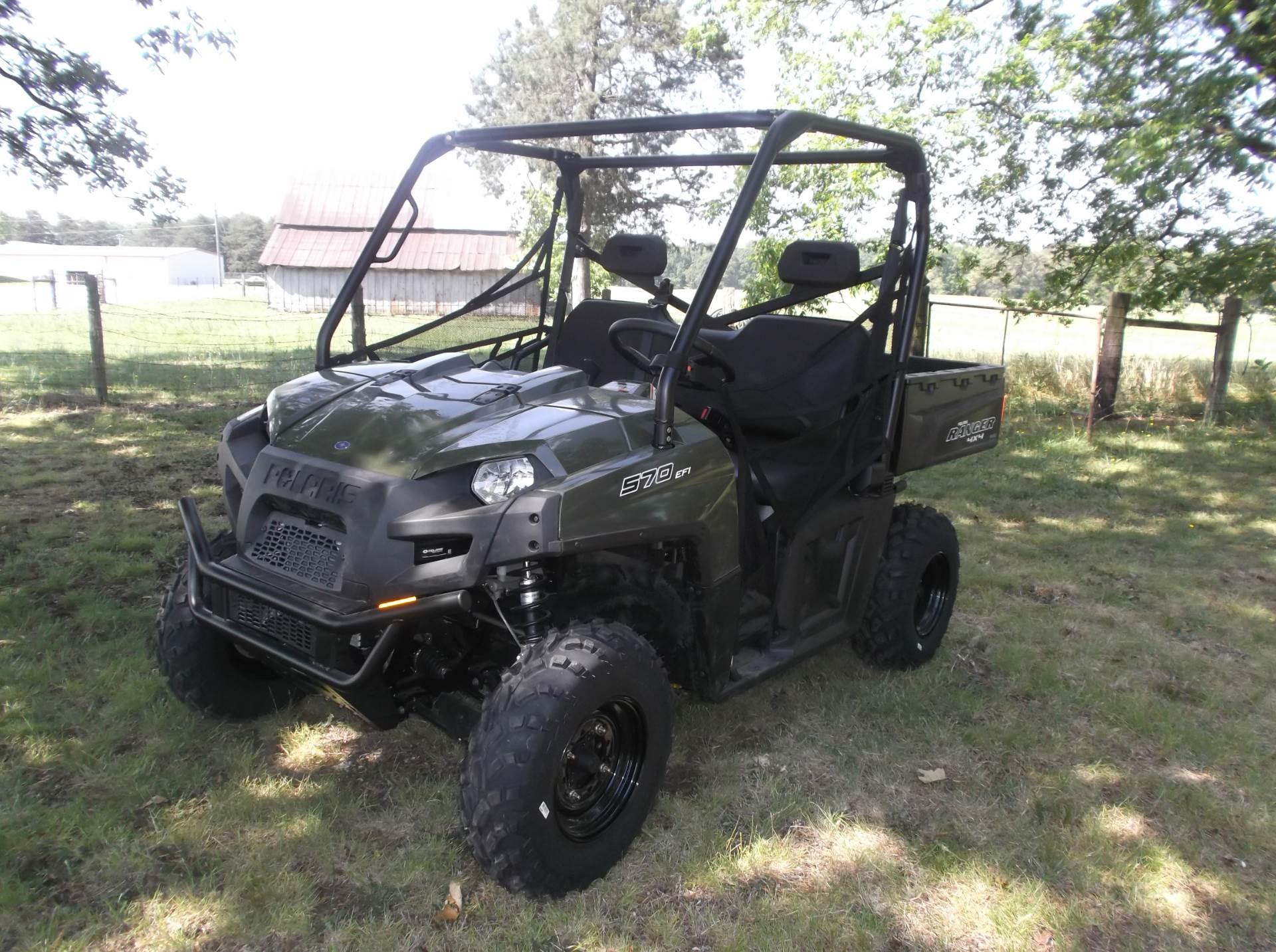 2017 Polaris Ranger 570 Full Size 6