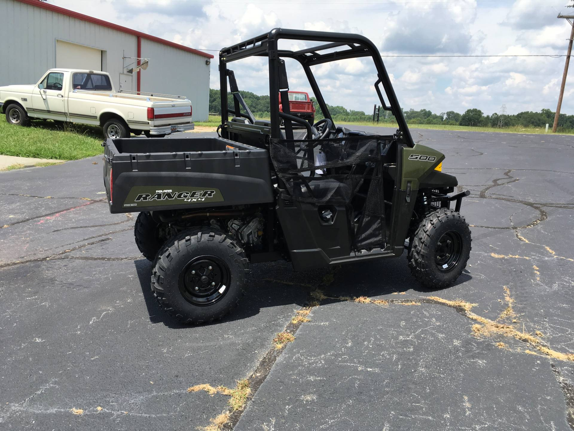 2019 Polaris Ranger 500 in Greer, South Carolina - Photo 5