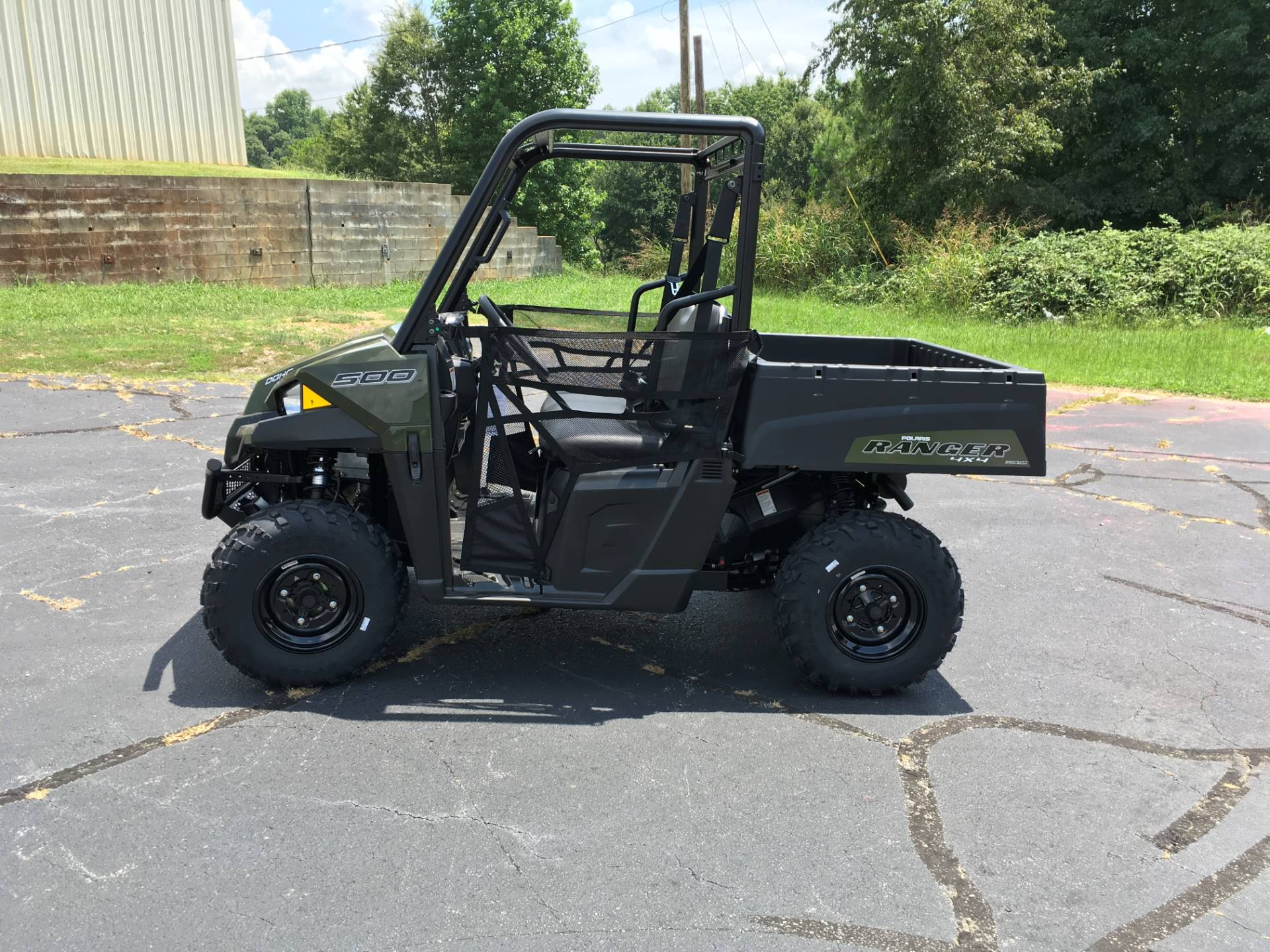 2019 Polaris Ranger 500 in Greer, South Carolina - Photo 11