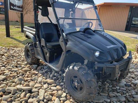 2012 Yamaha Rhino 700 FI Auto. 4x4 Sport Edition in Greer, South Carolina