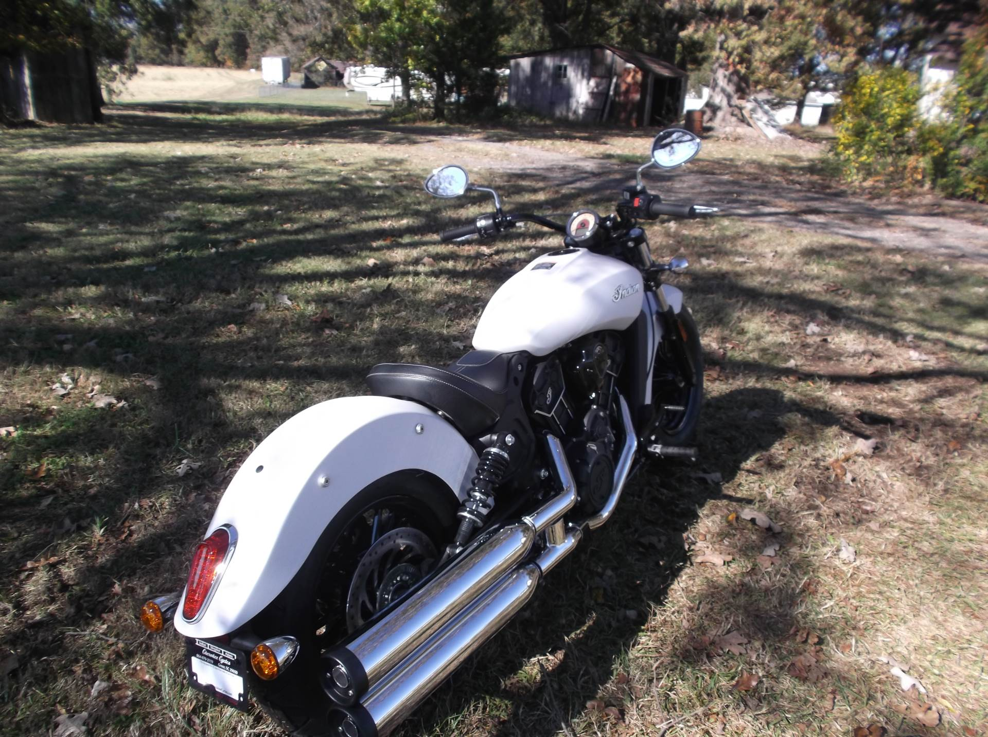 2019 Indian Scout® Sixty ABS in Greer, South Carolina - Photo 6