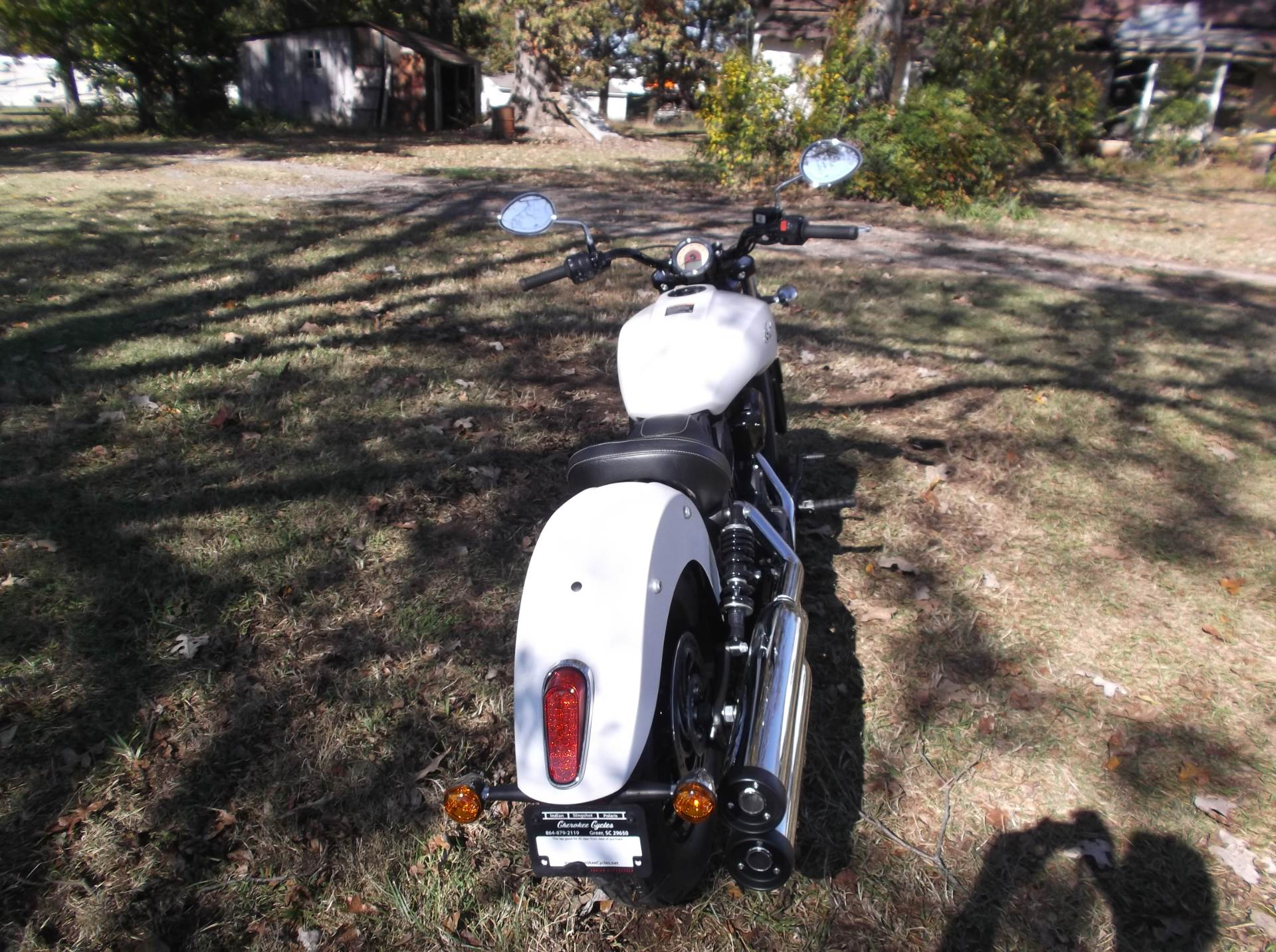 2019 Indian Scout® Sixty ABS in Greer, South Carolina - Photo 7
