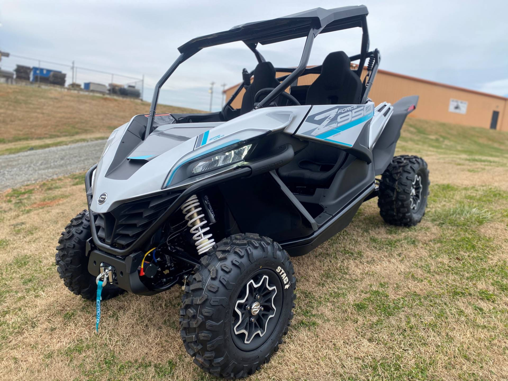 2021 CFMOTO ZForce 950 Sport in Greer, South Carolina - Photo 1