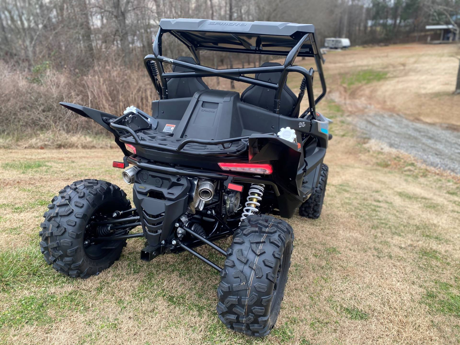 2021 CFMOTO ZForce 950 Sport in Greer, South Carolina - Photo 8