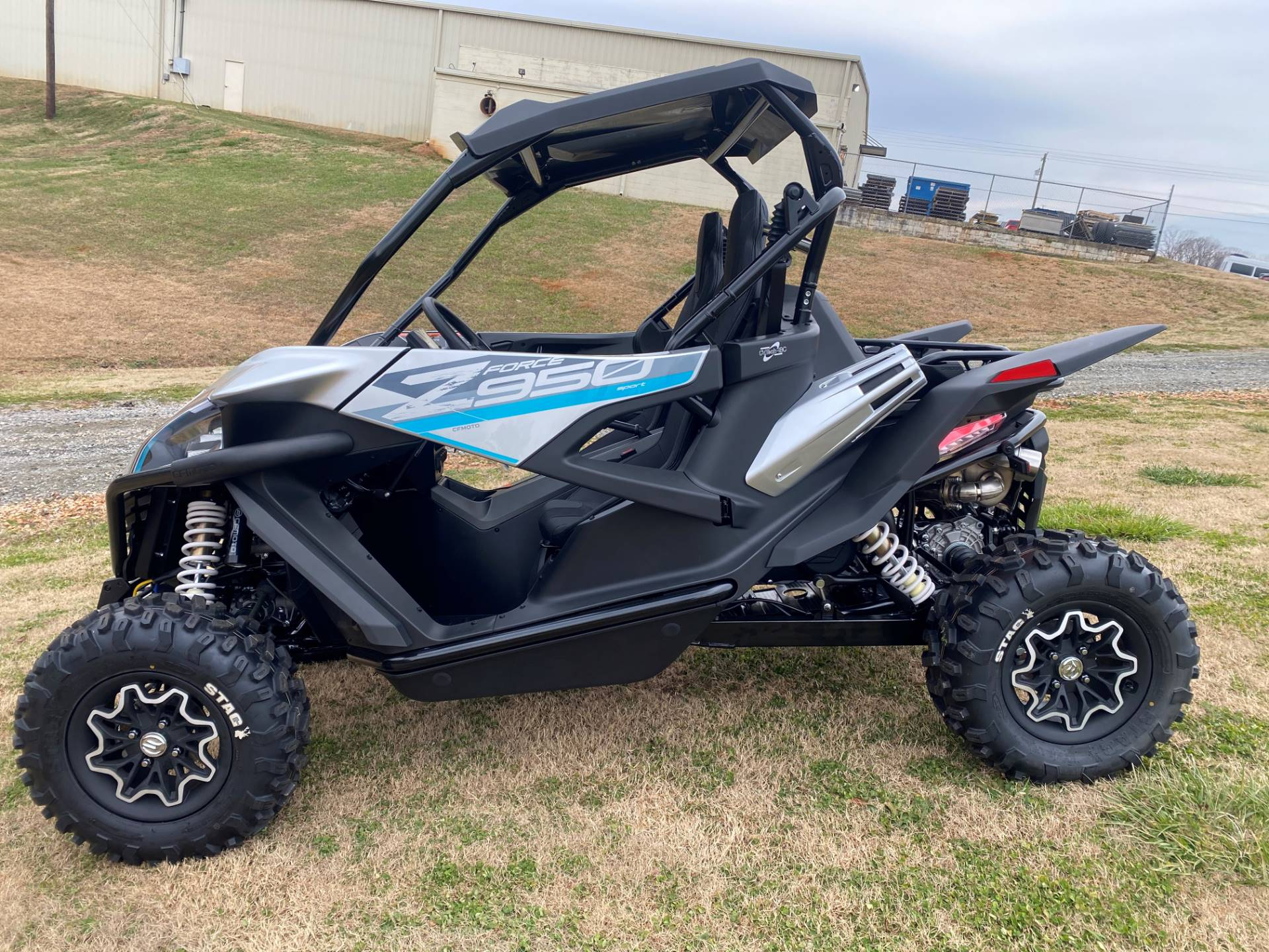 2021 CFMOTO ZForce 950 Sport in Greer, South Carolina - Photo 12