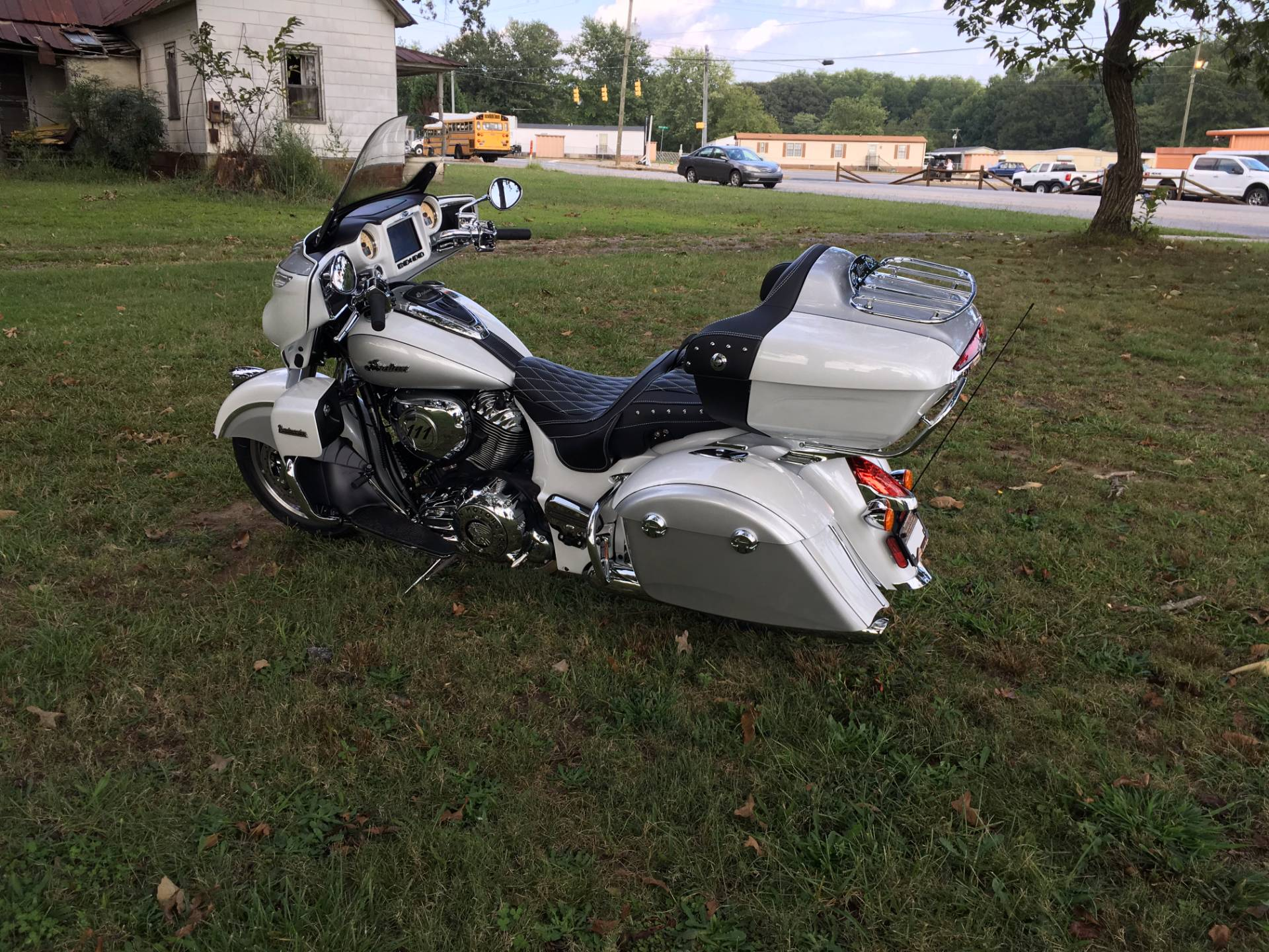2018 Indian Roadmaster® ABS in Greer, South Carolina