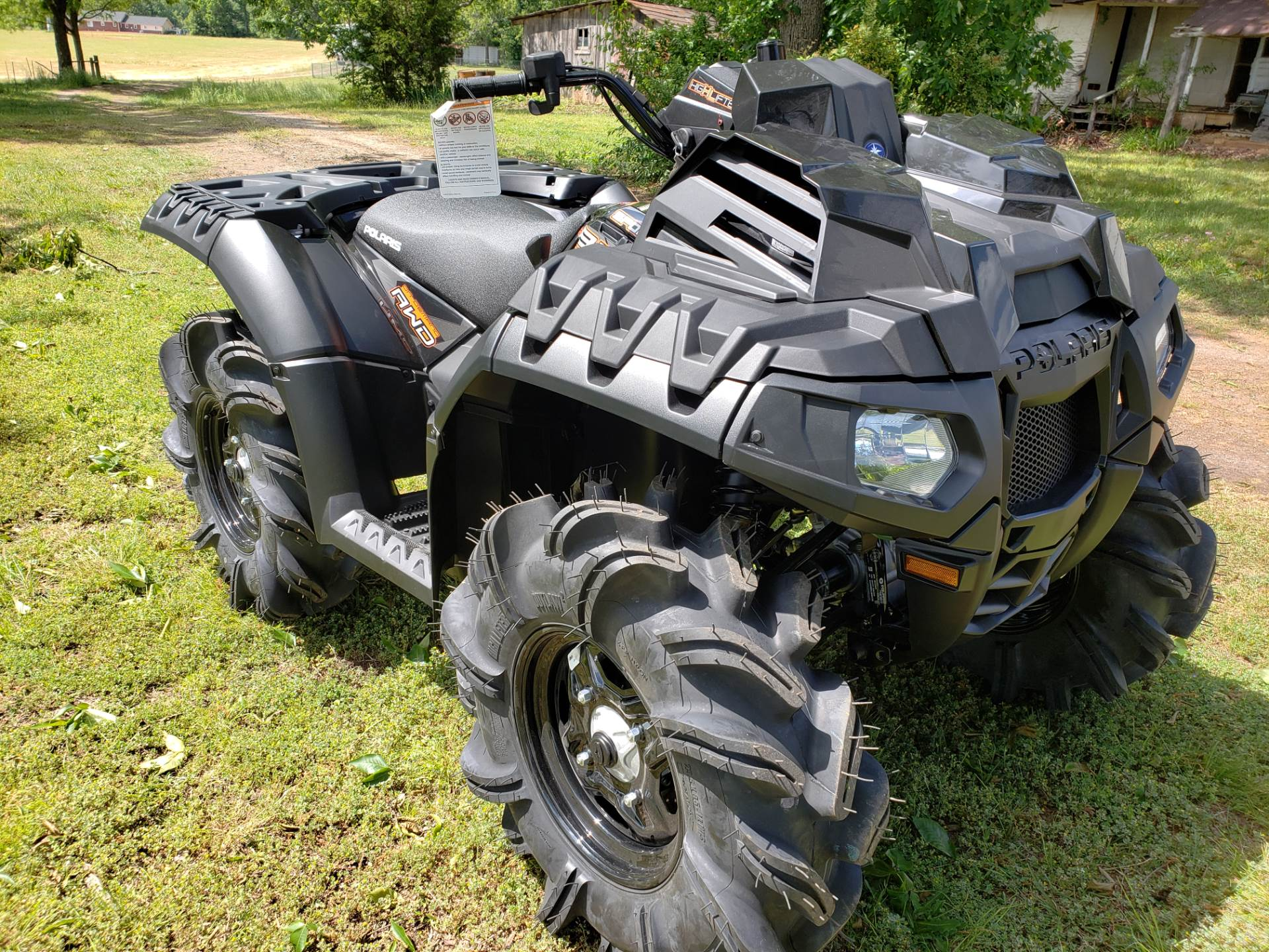 2018 Polaris Sportsman 850 High Lifter Edition in Greer, South Carolina