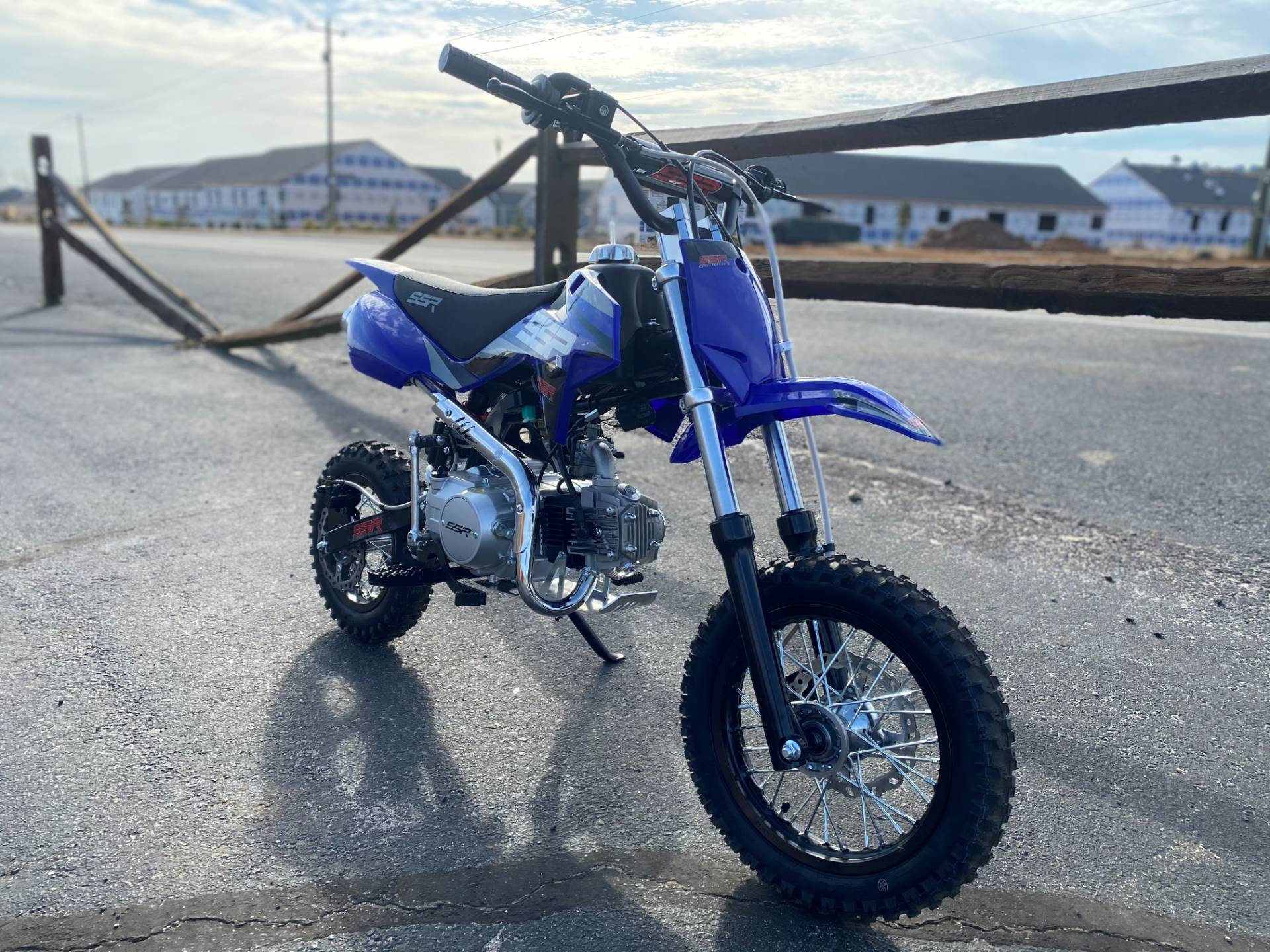 2021 SSR Motorsports SR110DX in Greer, South Carolina - Photo 3
