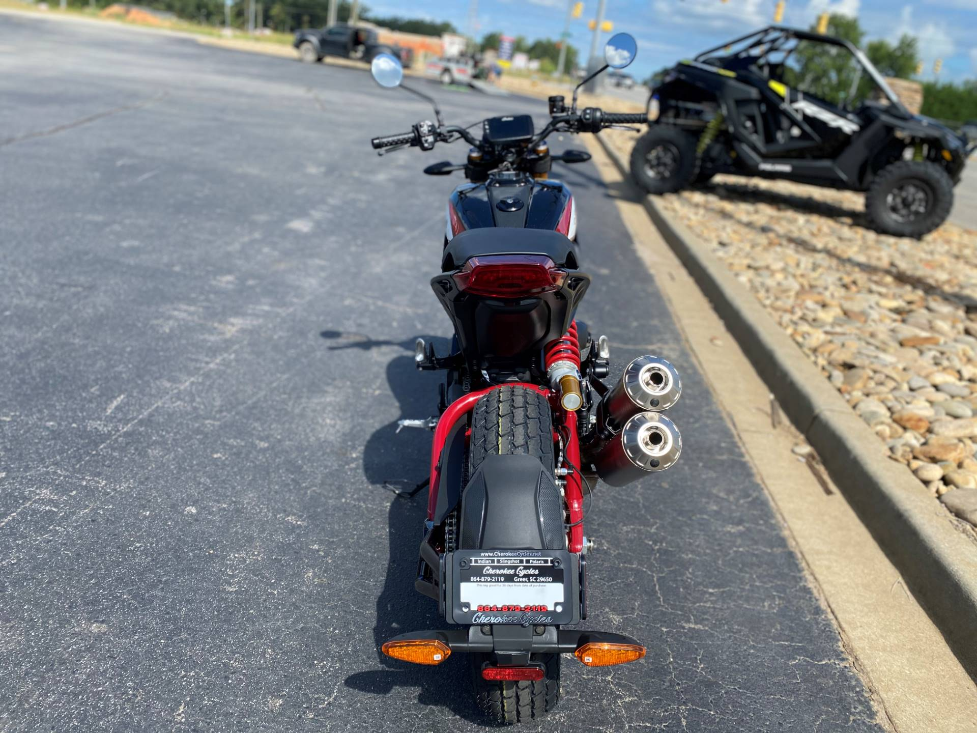 2019 Indian FTR™ 1200 S in Greer, South Carolina - Photo 8