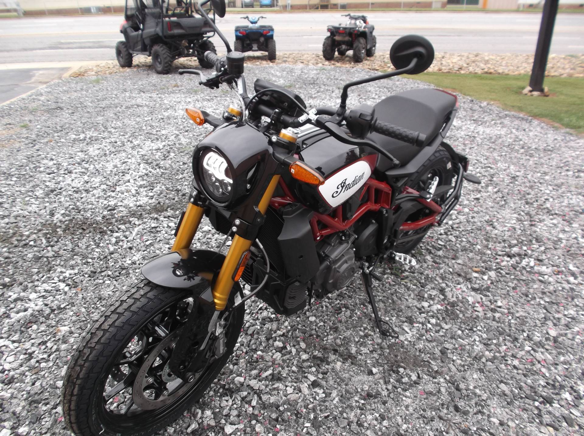 2019 Indian FTR™ 1200 S in Greer, South Carolina - Photo 13