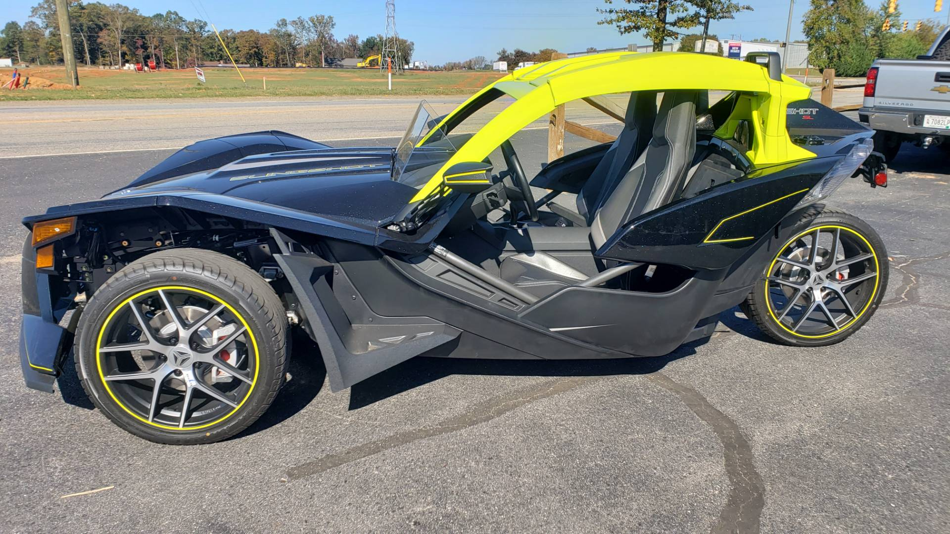2019 Slingshot Slingshot SL in Greer, South Carolina - Photo 8